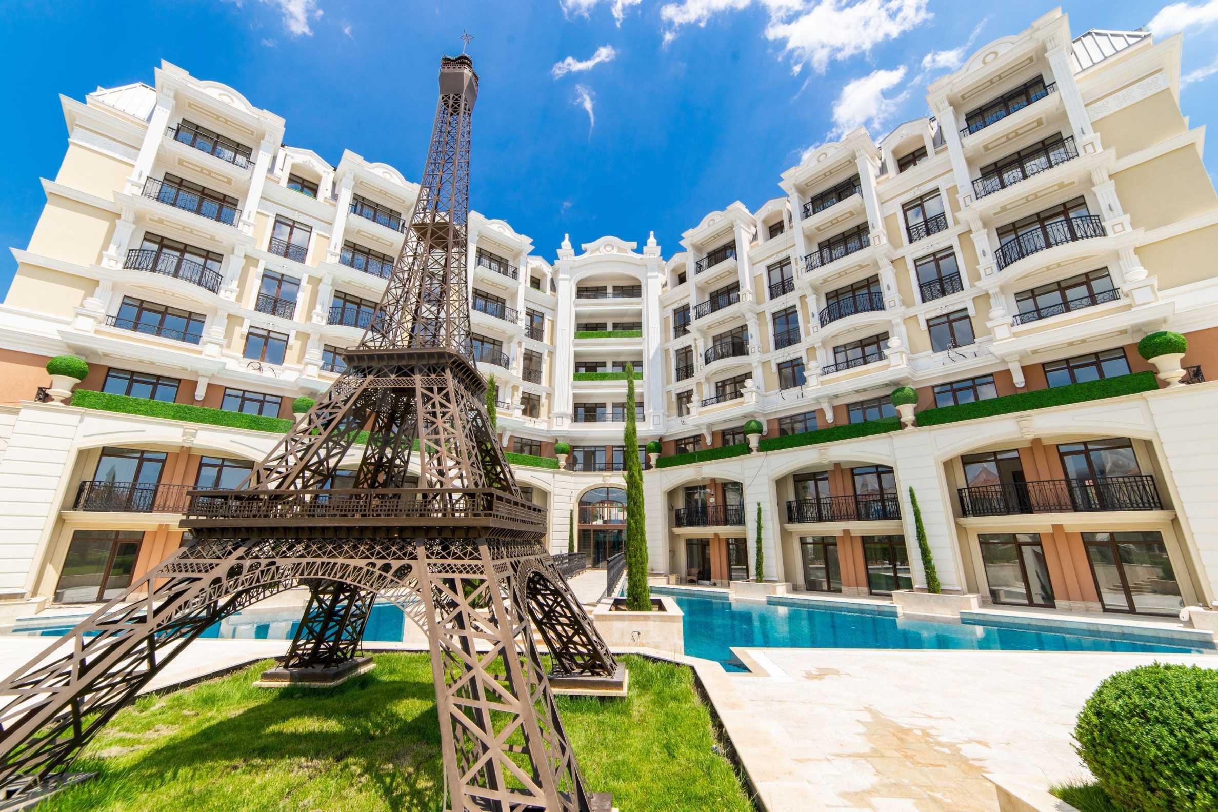 Erstklassige Apartments  zum TOP-Preis ab 890 €/m² im Komplex im Stil der französischen Renaissance (Akt 16) 43