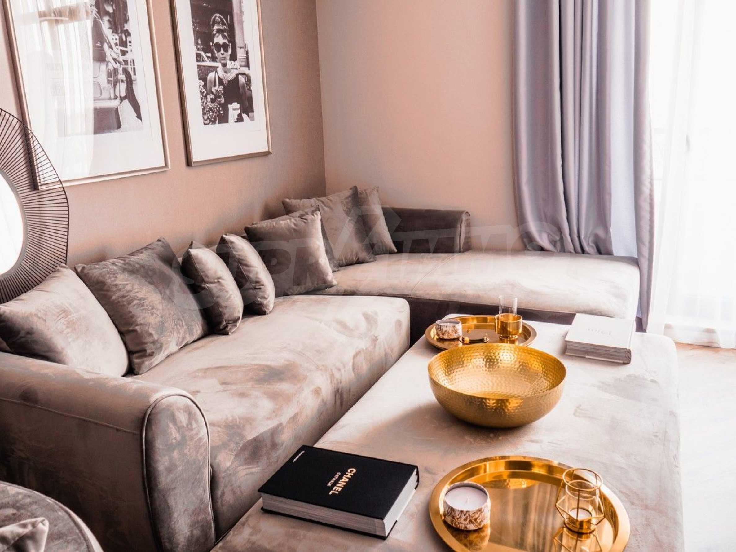 Erstklassige Apartments  zum TOP-Preis ab 890 €/m² im Komplex im Stil der französischen Renaissance (Akt 16) 42