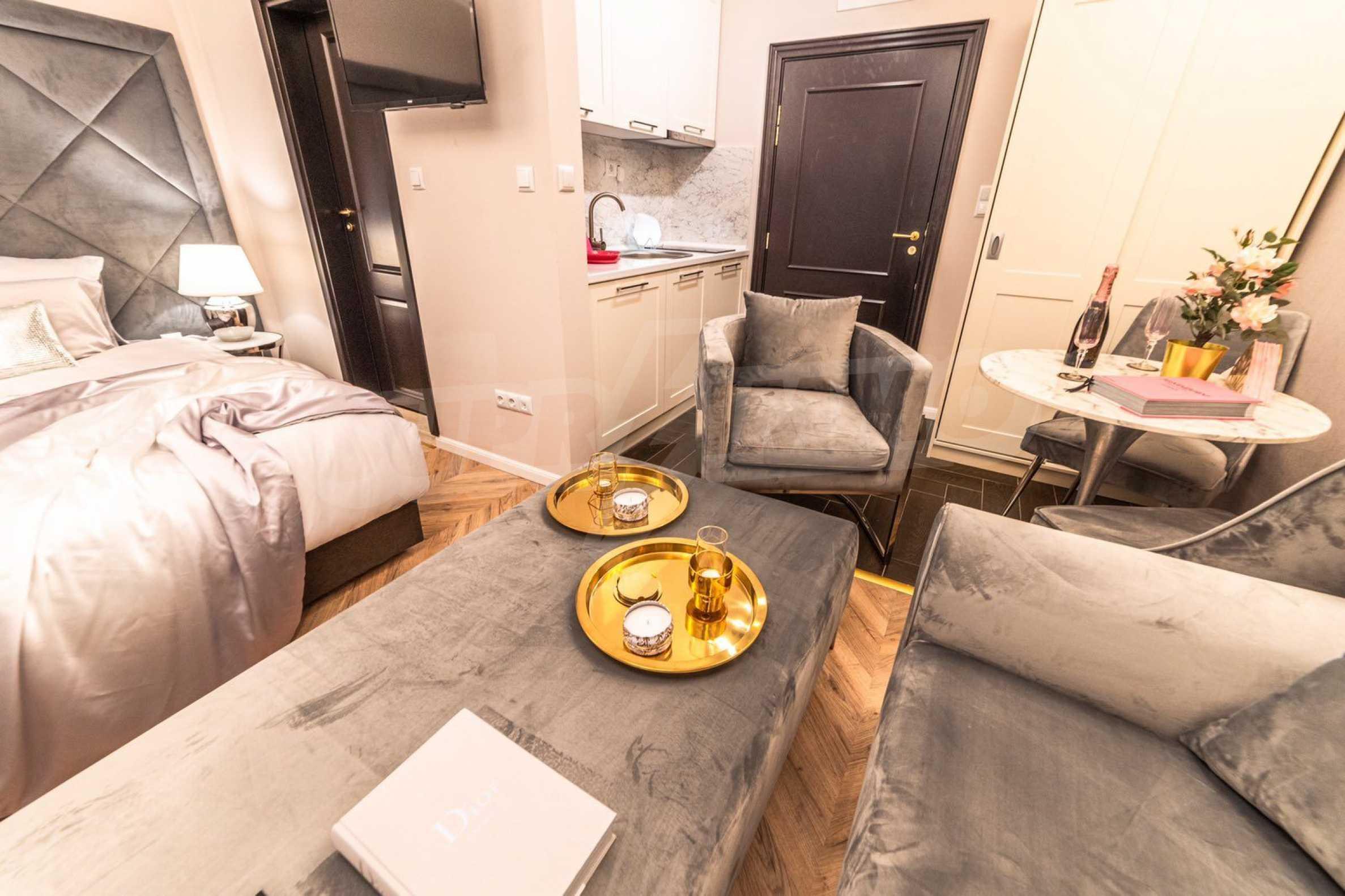 Erstklassige Apartments  zum TOP-Preis ab 890 €/m² im Komplex im Stil der französischen Renaissance (Akt 16) 39