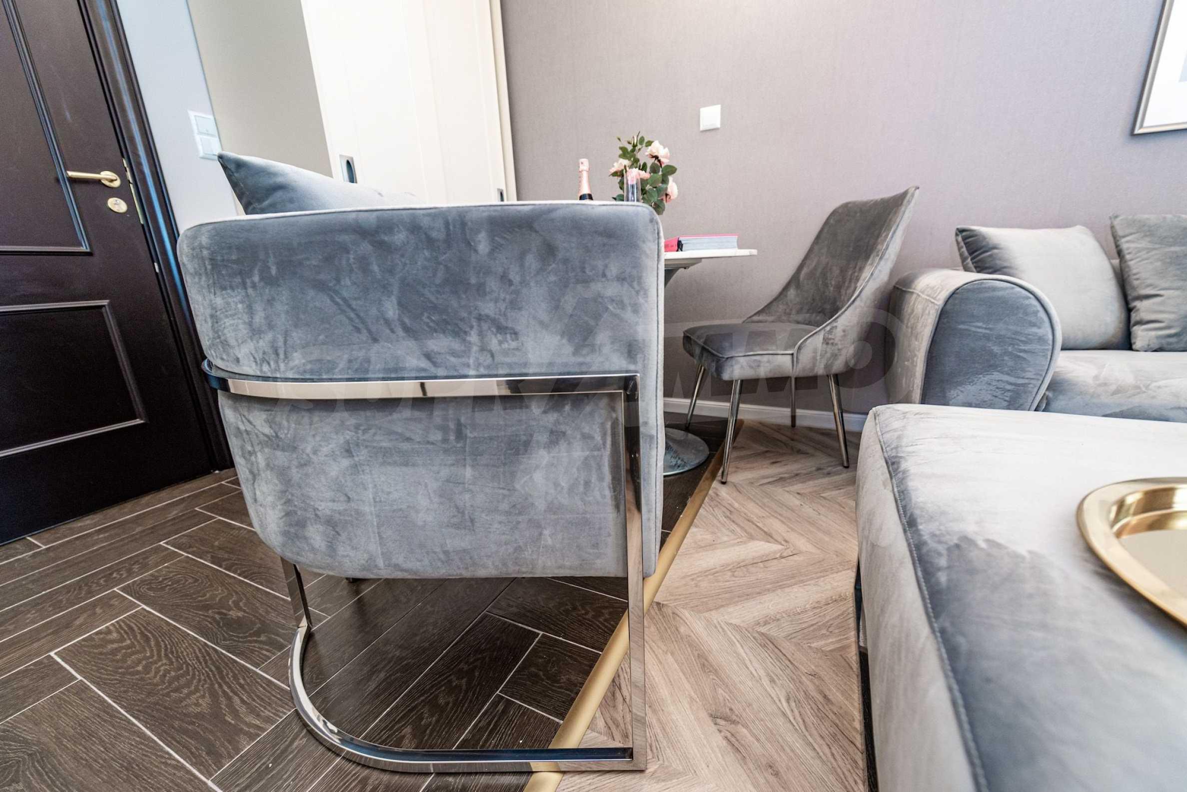 Erstklassige Apartments  zum TOP-Preis ab 890 €/m² im Komplex im Stil der französischen Renaissance (Akt 16) 23
