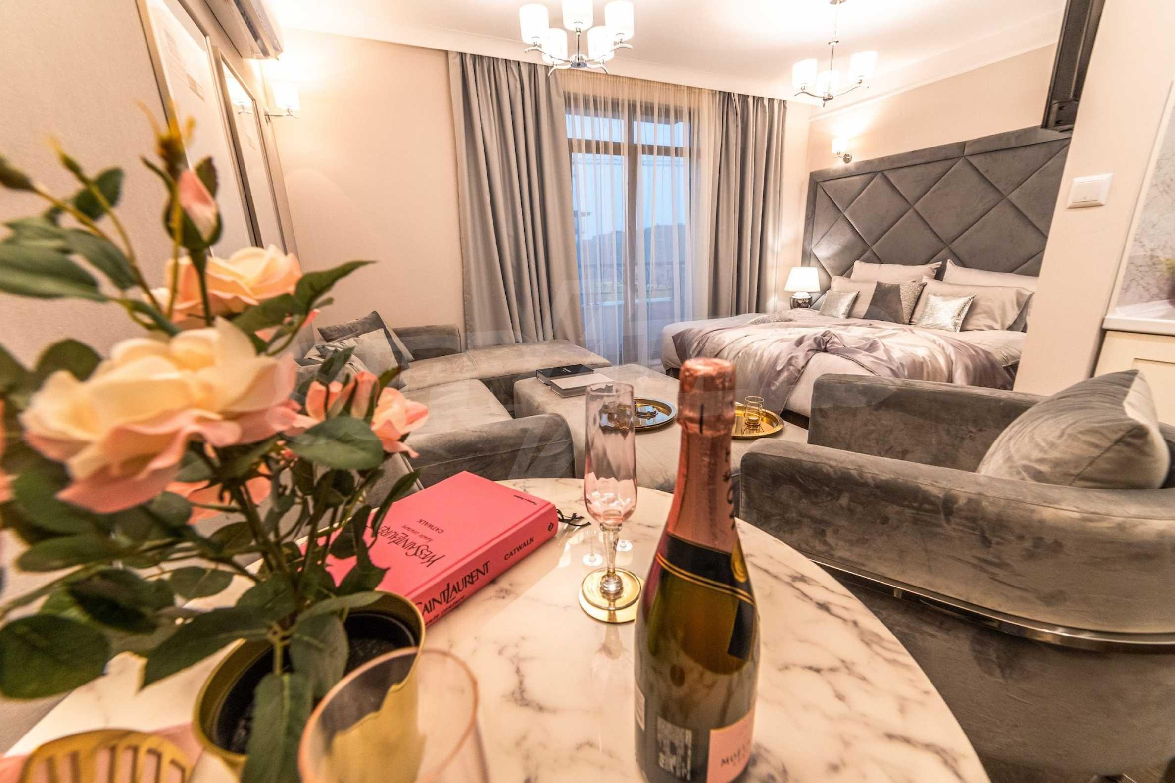 Erstklassige Apartments  zum TOP-Preis ab 890 €/m² im Komplex im Stil der französischen Renaissance (Akt 16) 5