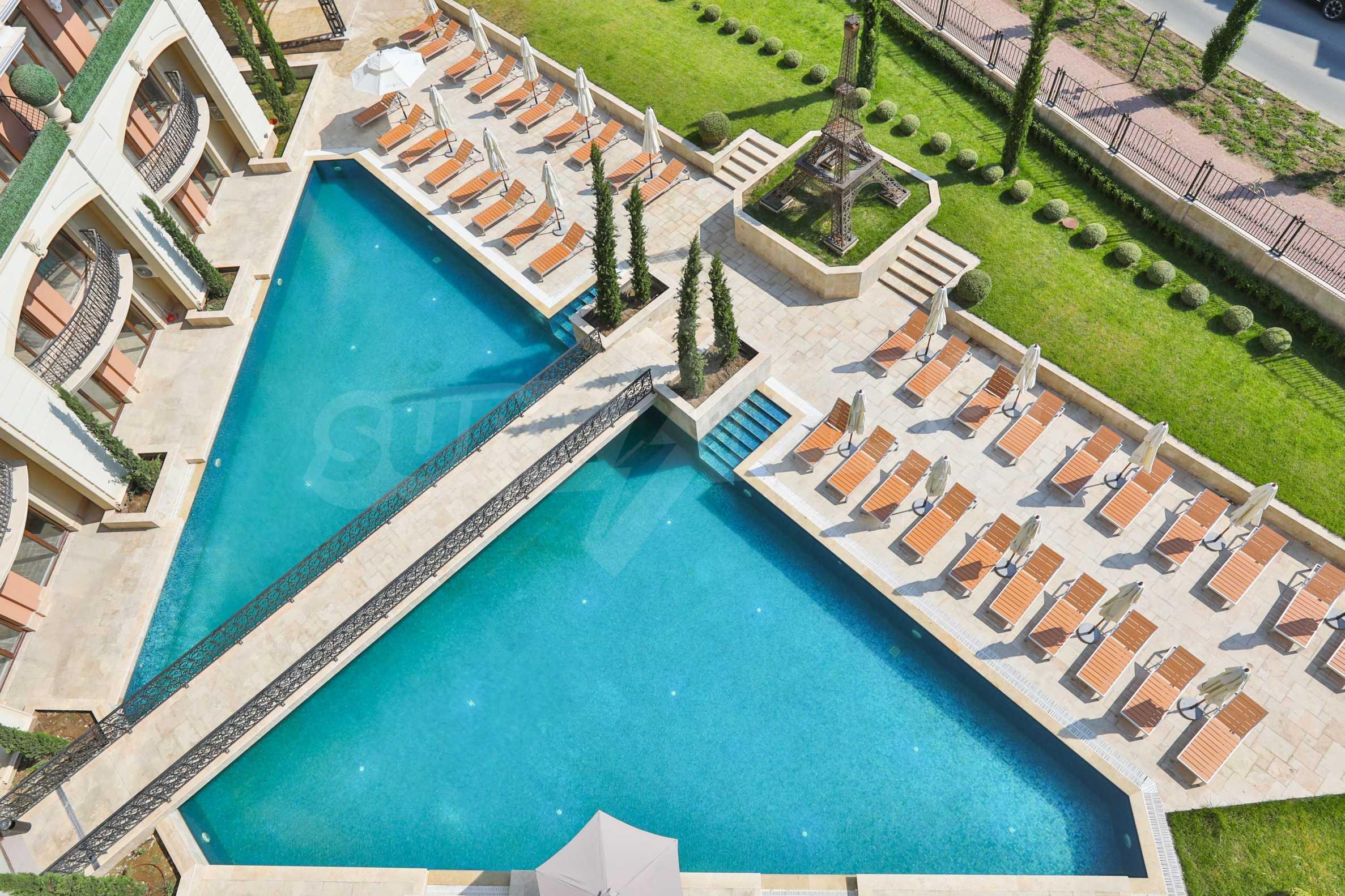 Erstklassige Apartments  zum TOP-Preis ab 890 €/m² im Komplex im Stil der französischen Renaissance (Akt 16) 18