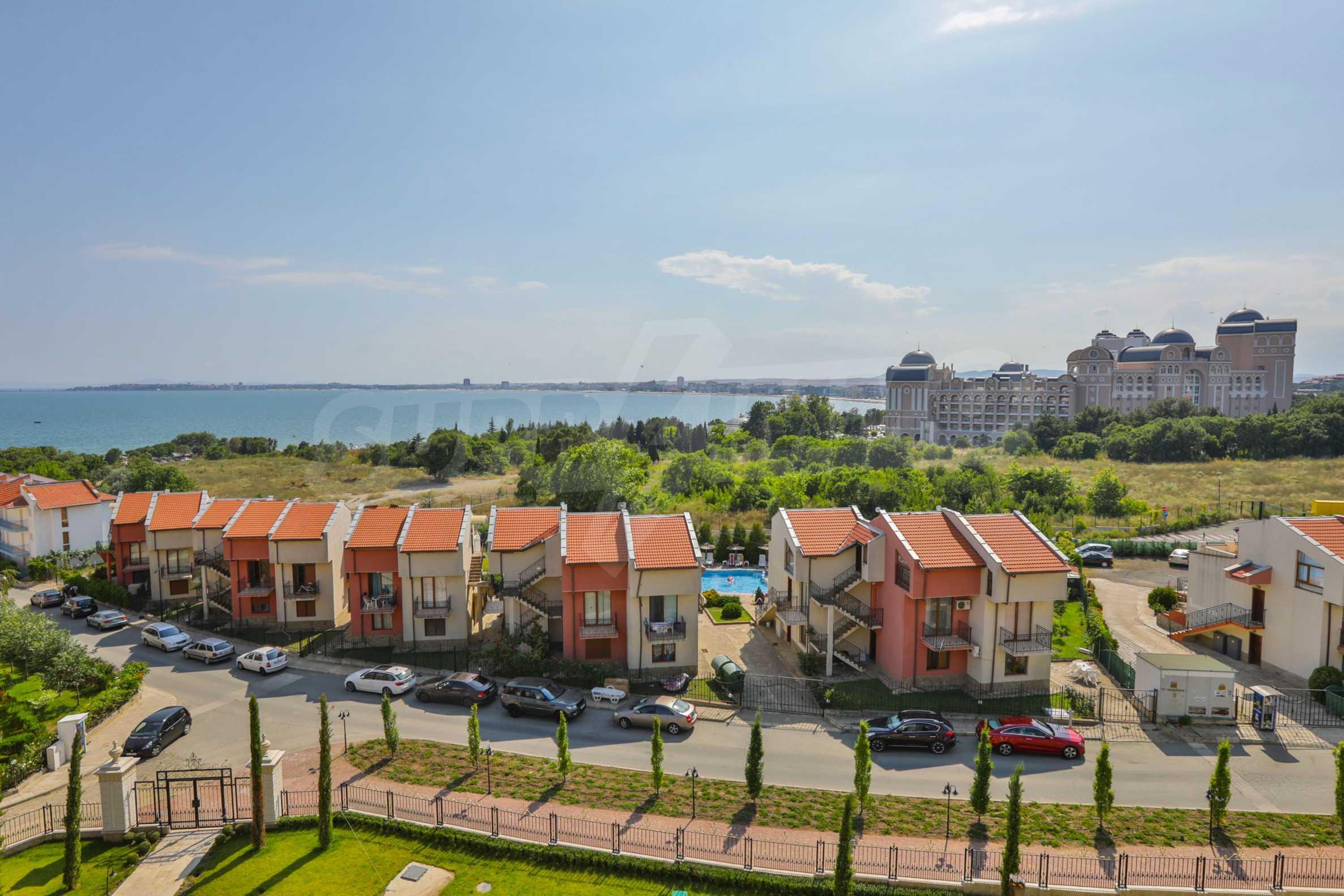 Erstklassige Apartments  zum TOP-Preis ab 890 €/m² im Komplex im Stil der französischen Renaissance (Akt 16) 6