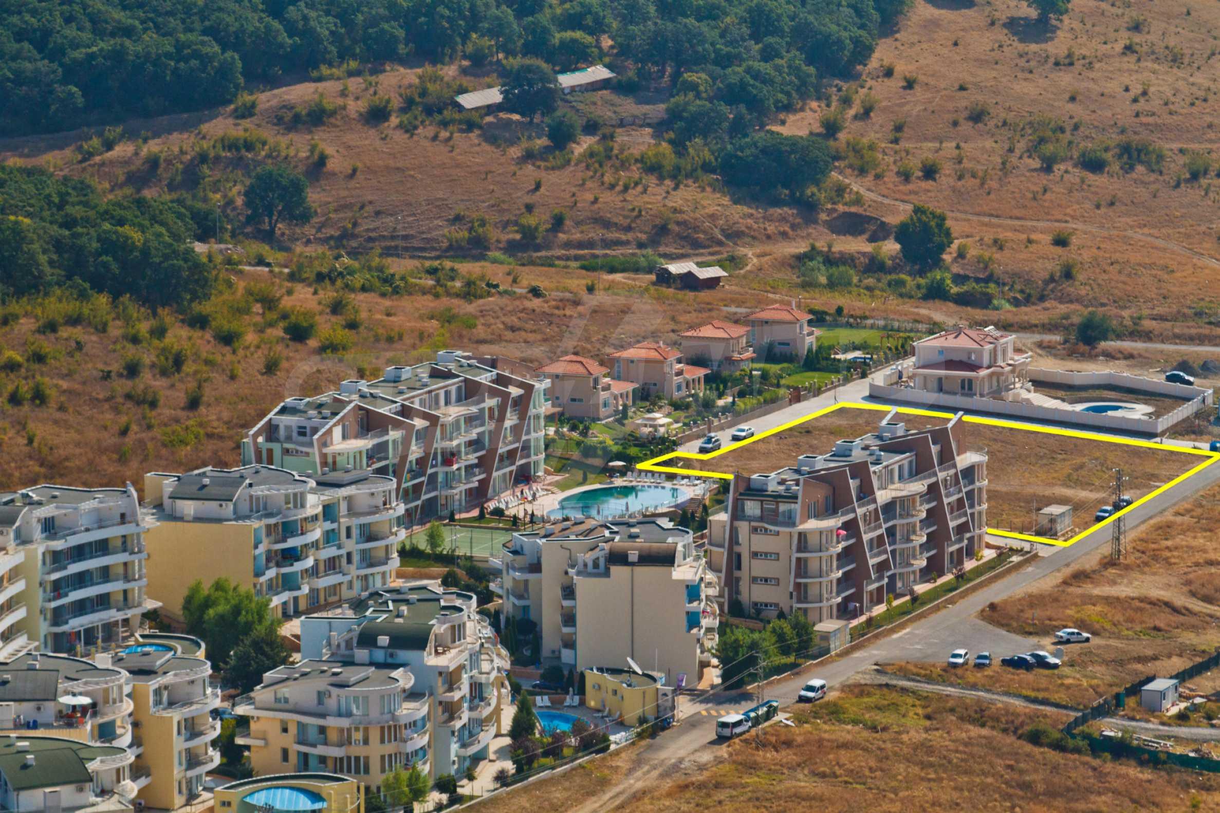 Erschlossene Grundstücke in der luxuriösen Villa-Siedlung SUNSET VILLAS 4