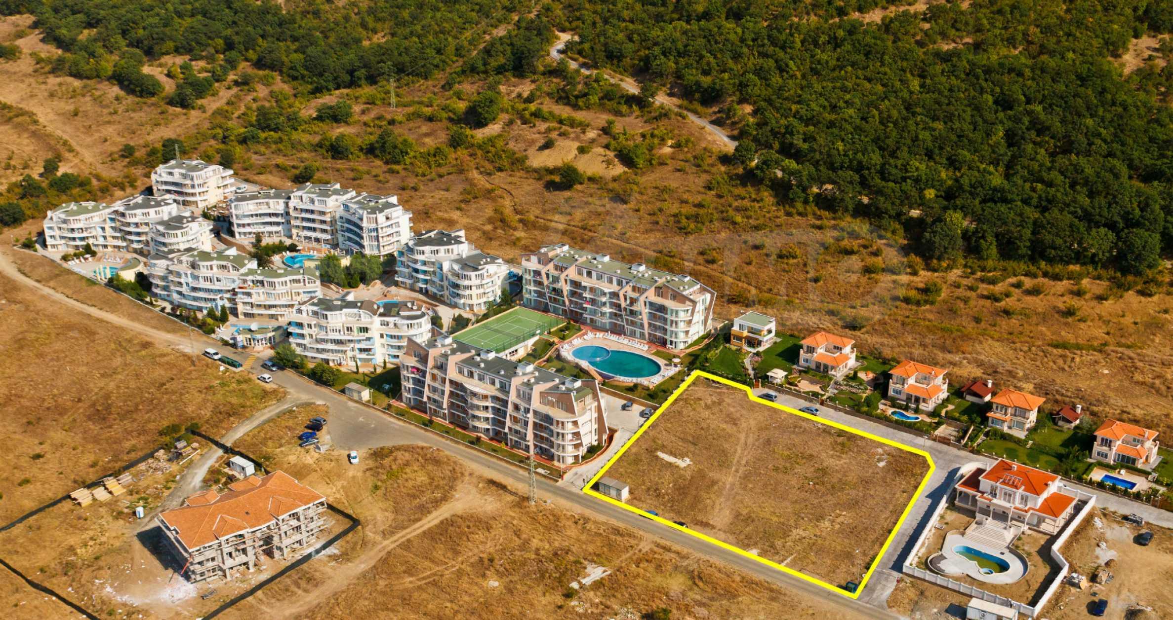 Erschlossene Grundstücke in der luxuriösen Villa-Siedlung SUNSET VILLAS 5