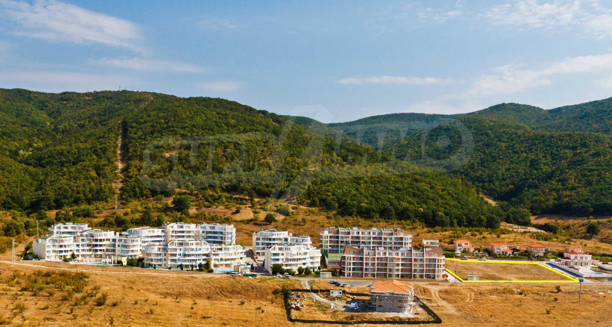 Erschlossene Grundstücke in der luxuriösen Villa-Siedlung SUNSET VILLAS 7