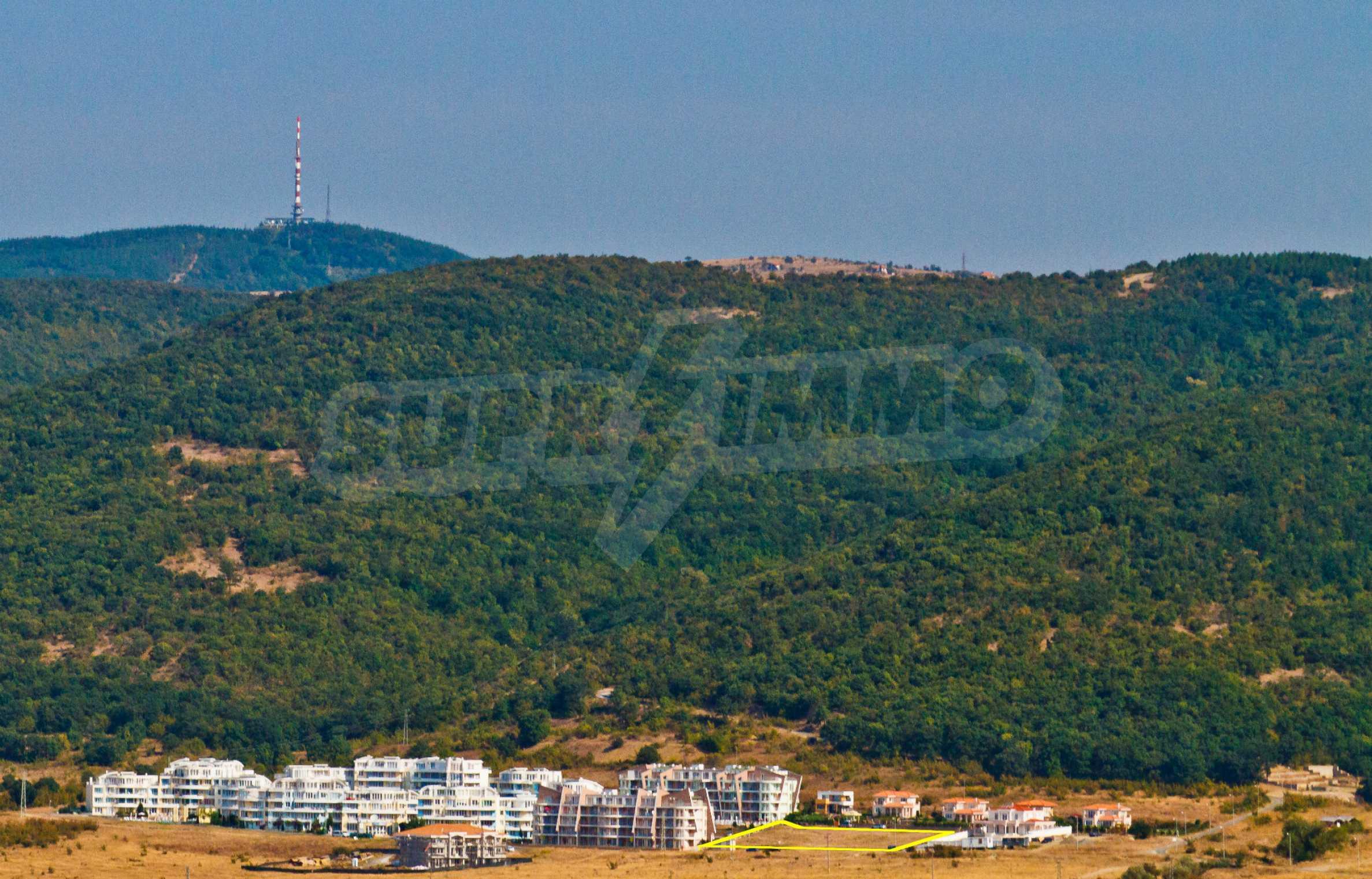 Erschlossene Grundstücke in der luxuriösen Villa-Siedlung SUNSET VILLAS 8