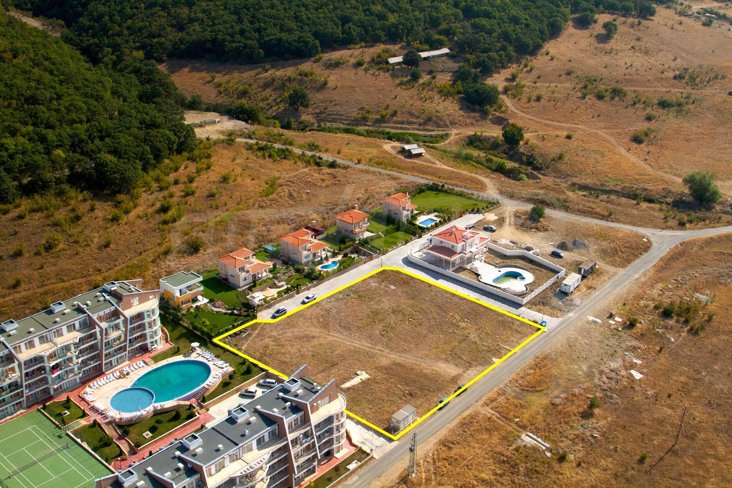 Erschlossene Grundstücke in der luxuriösen Villa-Siedlung SUNSET VILLAS 9