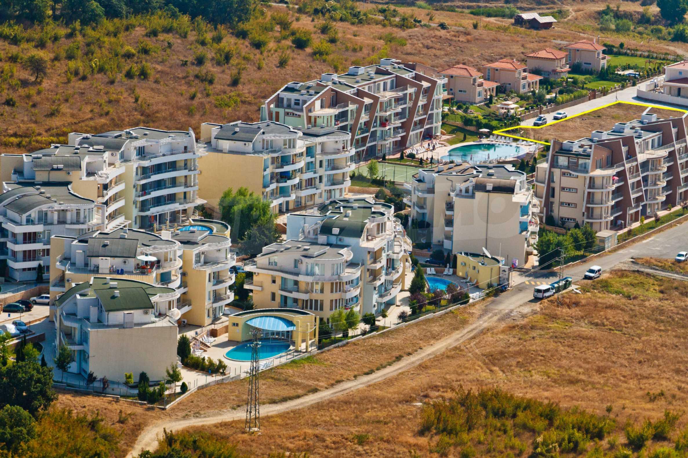 Erschlossene Grundstücke in der luxuriösen Villa-Siedlung SUNSET VILLAS 3