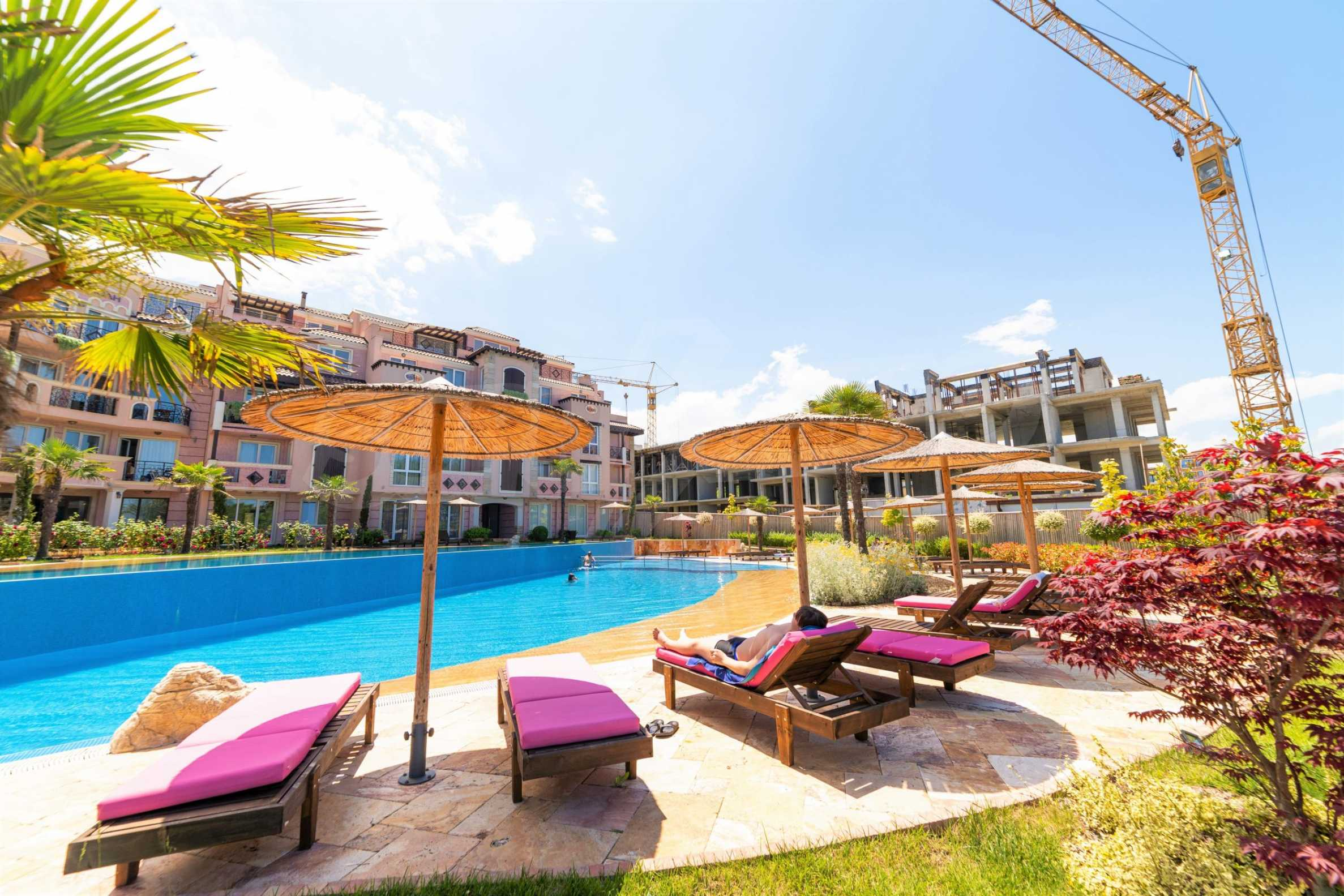 Saint John 2 - first-rate apartments for sale by the Kavatsi Beach 11