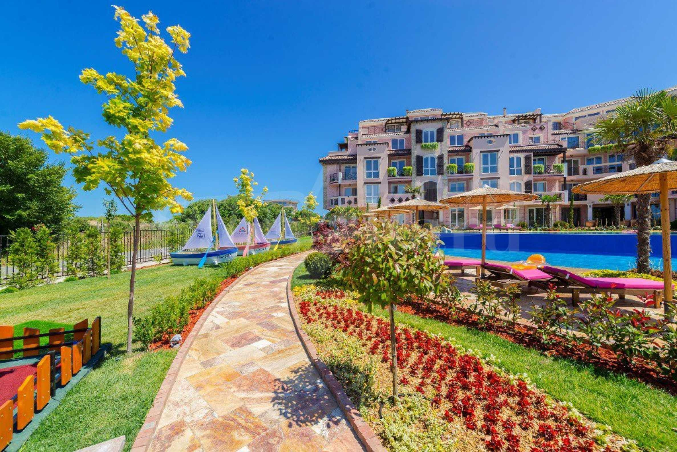 Saint John 2 - first-rate apartments for sale by the Kavatsi Beach 7