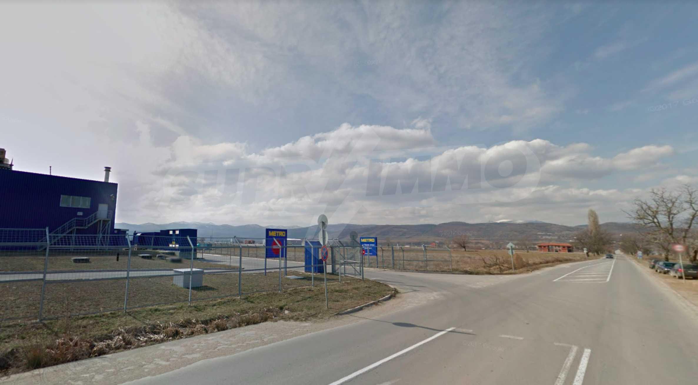 Reguliertes Grundstück mit einer sehr guten Lage in Blagoewgrad 6