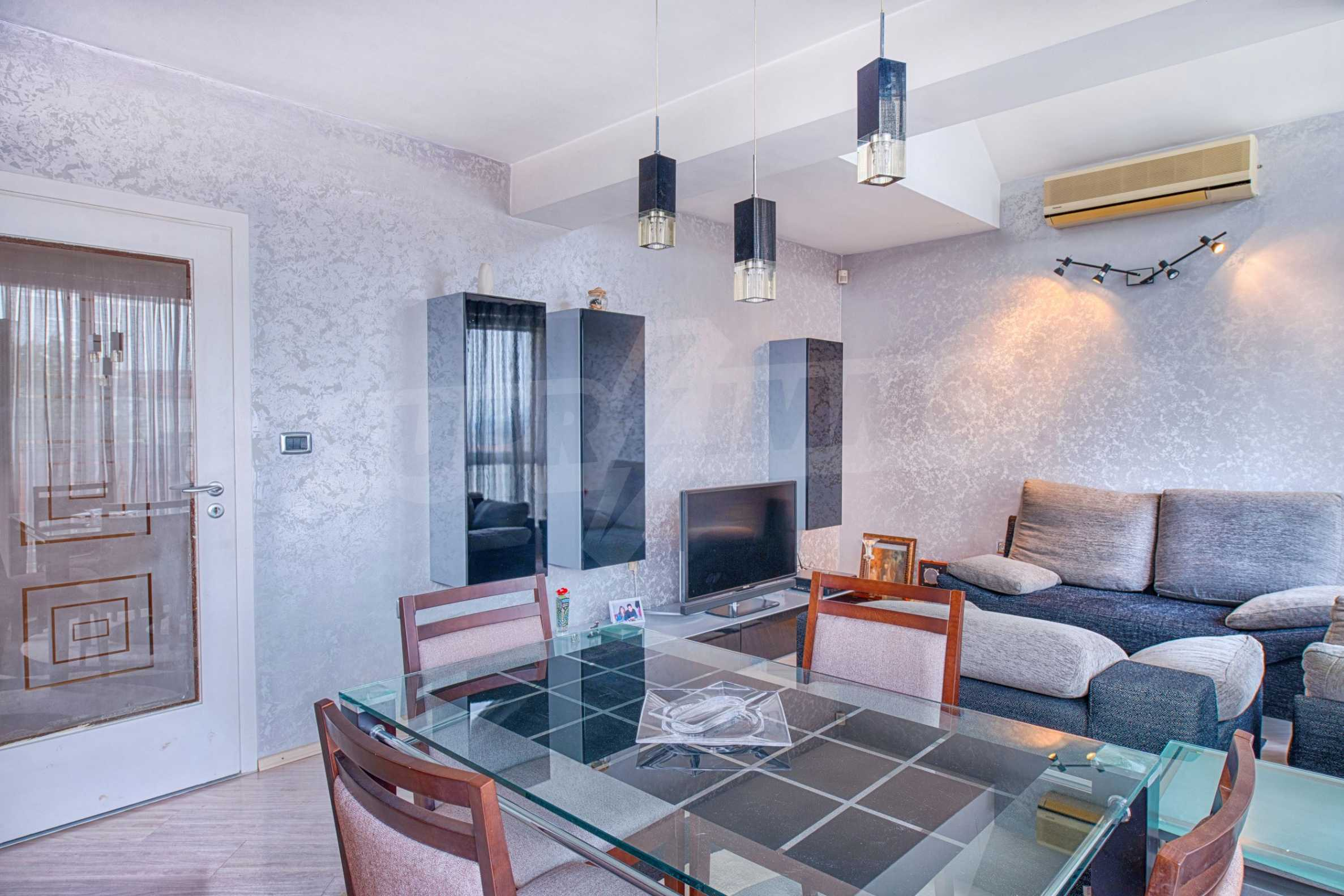 Two-level penthouse for sale in Varna, Bulgaria - Sales - two-level penthouse.