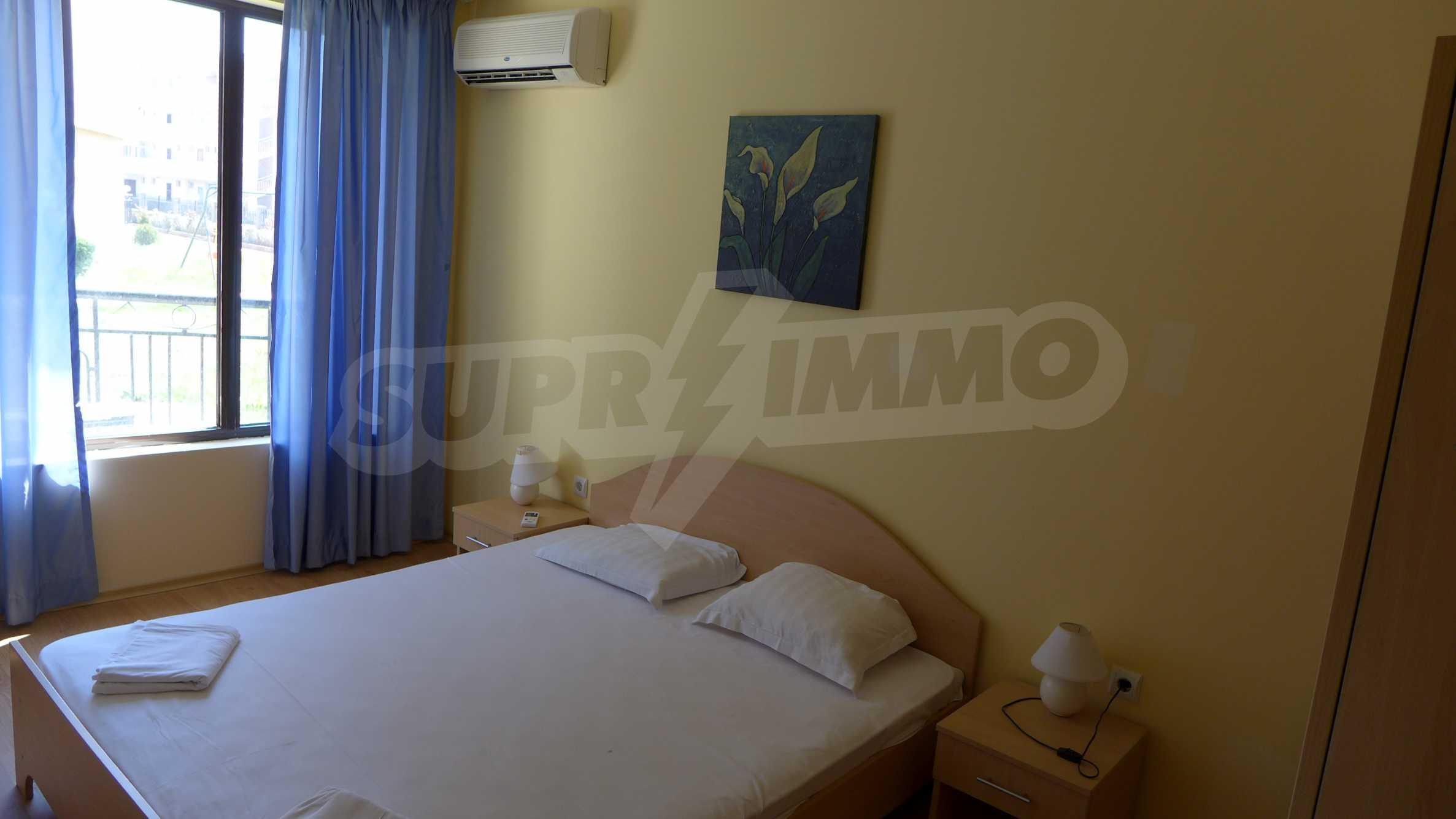 2-Raum-Apartment zu einem sehr günstigen Preis im Zentrum vom Sonnenstrand 4