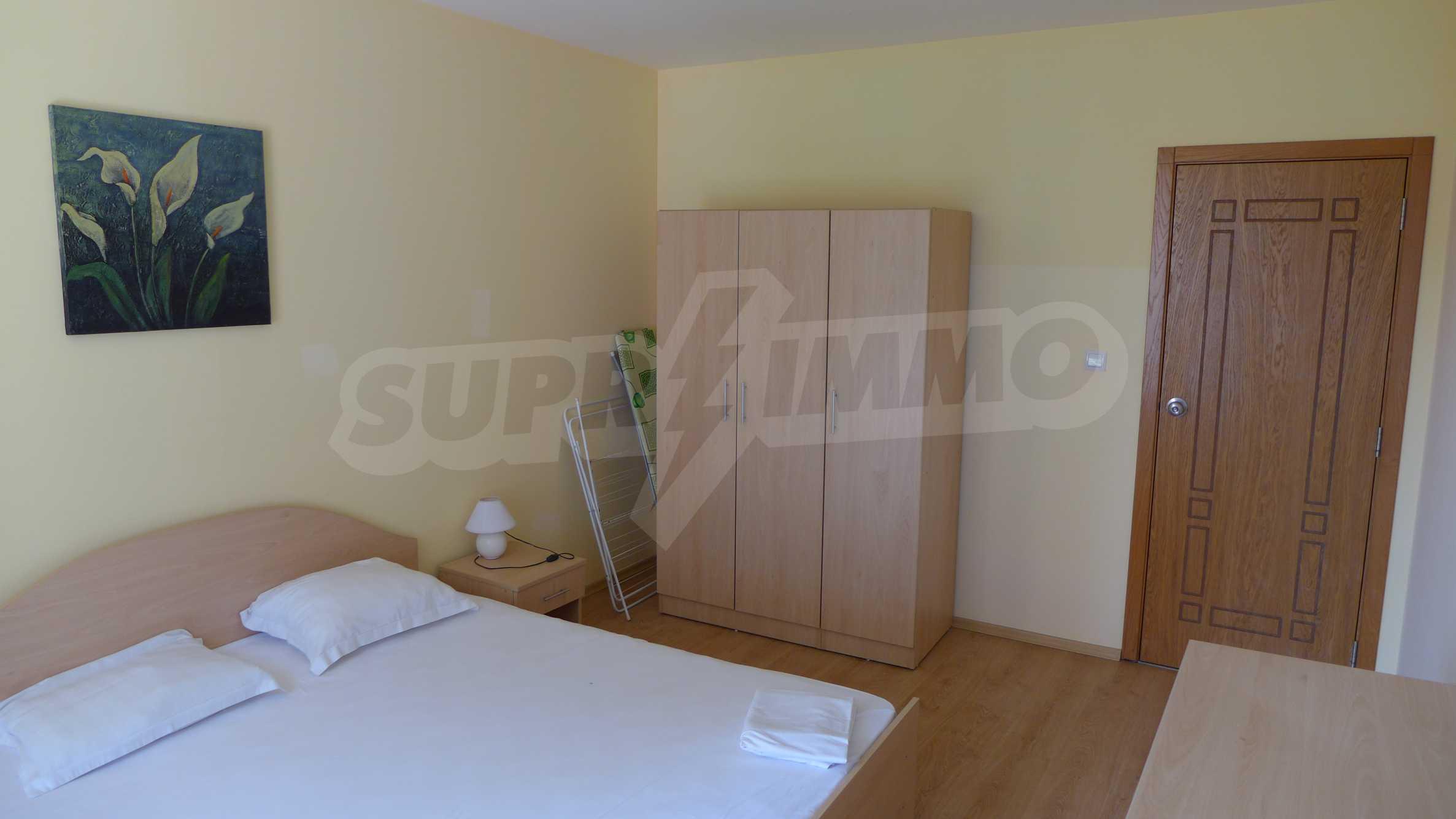 2-Raum-Apartment zu einem sehr günstigen Preis im Zentrum vom Sonnenstrand 5