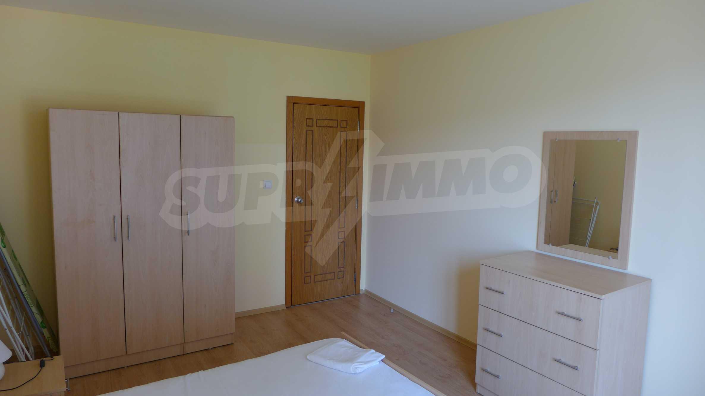 2-Raum-Apartment zu einem sehr günstigen Preis im Zentrum vom Sonnenstrand 6