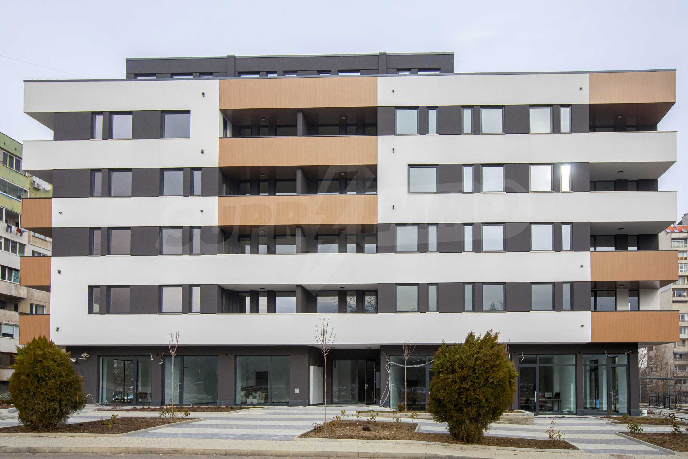 Shops, garages & parking spaces for sale in Comfort - Ovcha Kupel - new building near metro station 2
