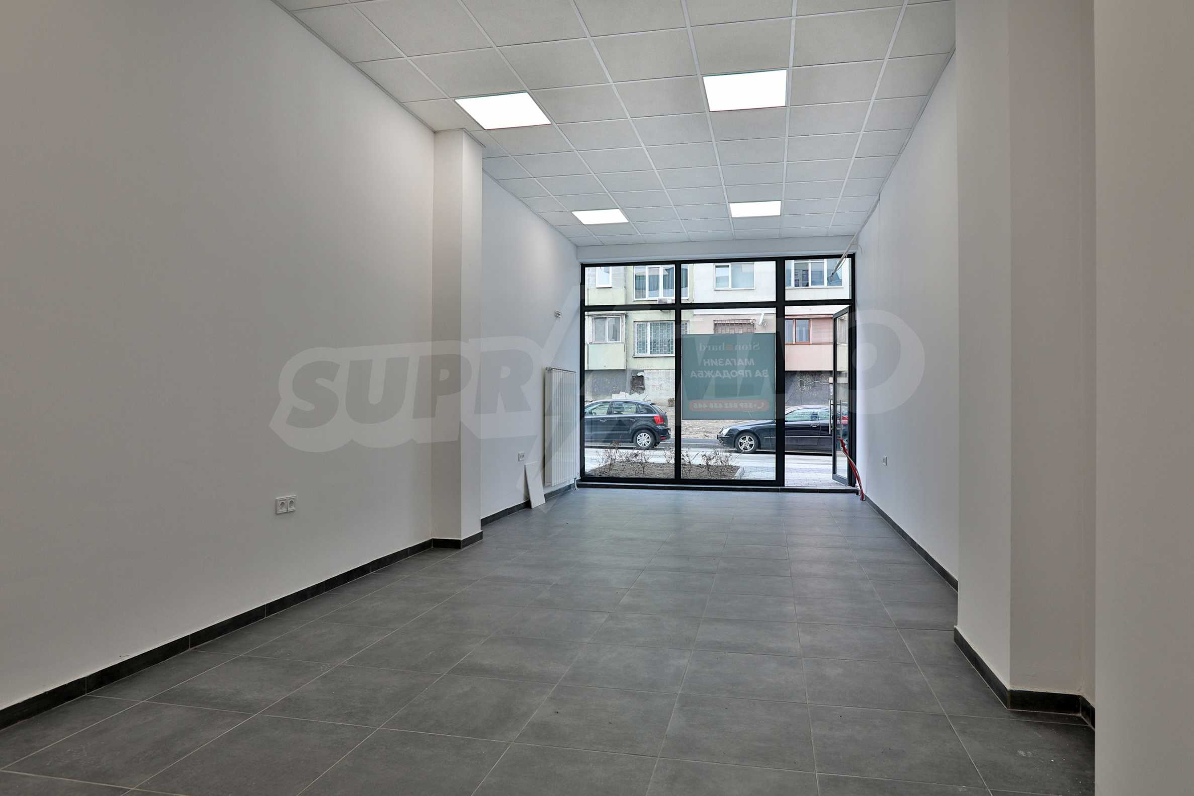 Shops, garages & parking spaces for sale in Comfort - Ovcha Kupel - new building near metro station 11