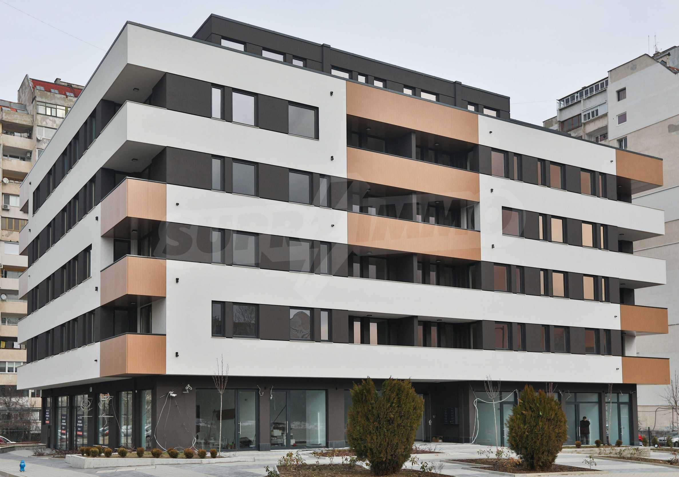 Shops, garages & parking spaces for sale in Comfort - Ovcha Kupel - new building near metro station 3