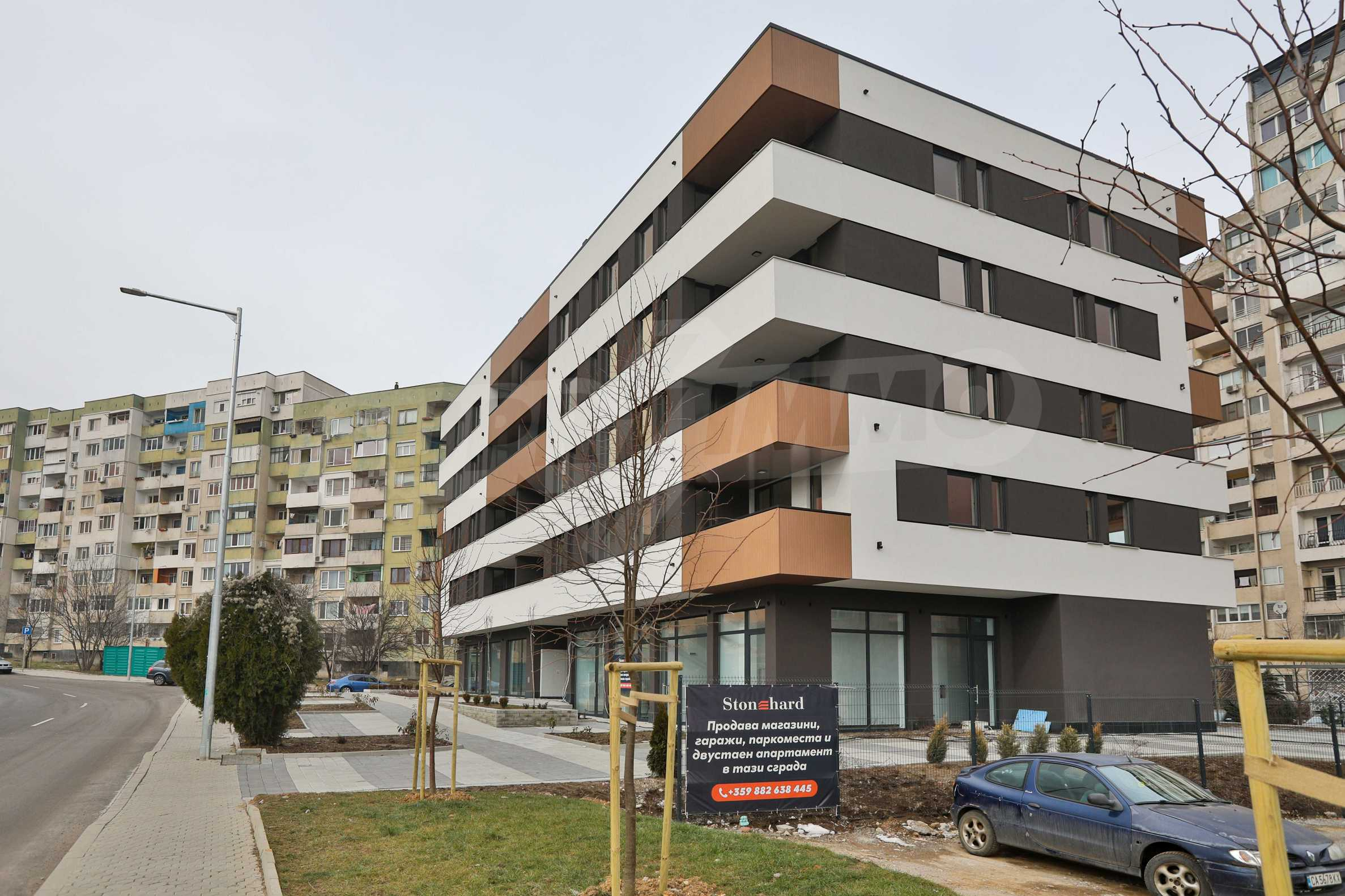 Shops, garages & parking spaces for sale in Comfort - Ovcha Kupel - new building near metro station 5