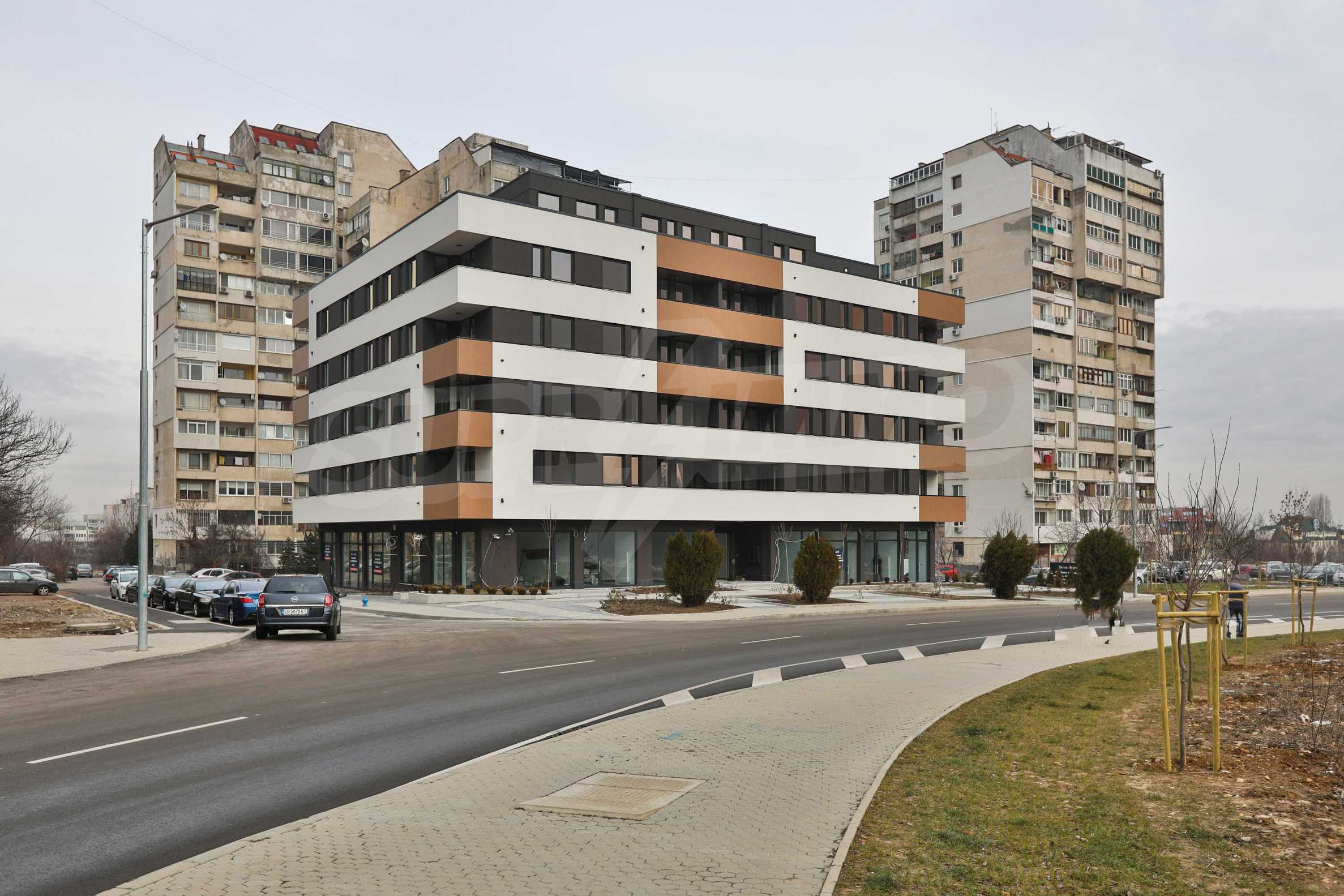 Shops, garages & parking spaces for sale in Comfort - Ovcha Kupel - new building near metro station 8