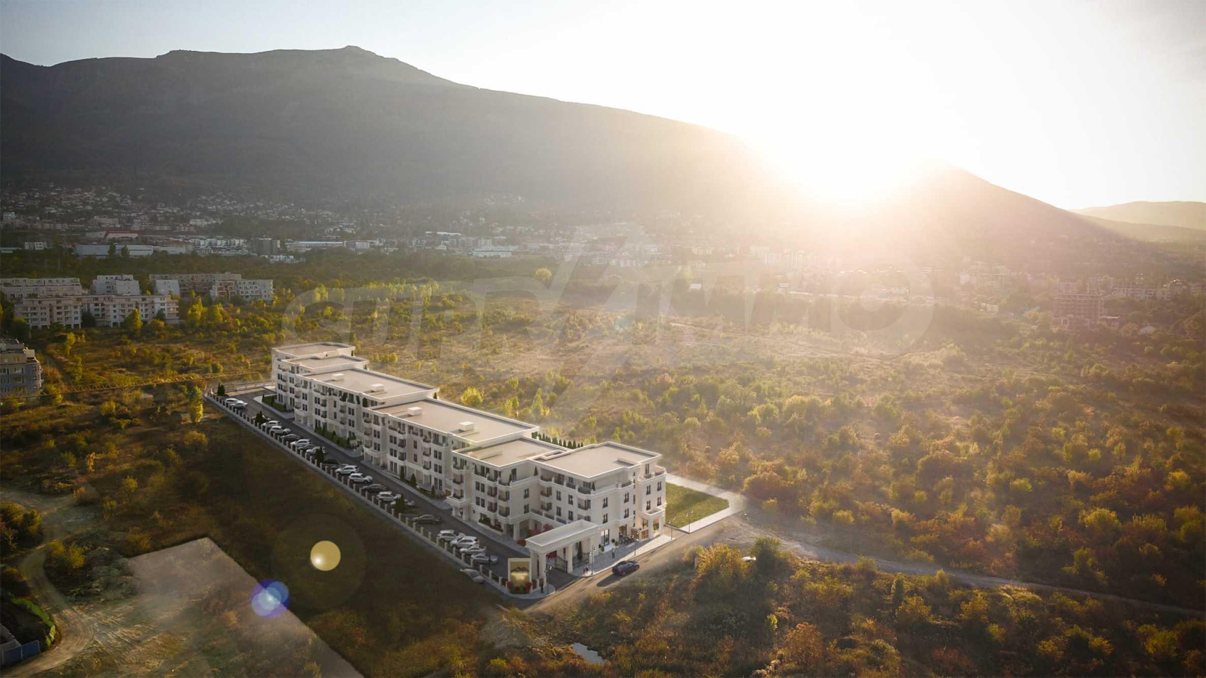 Mountain View Park - an impressive complex in Vitosha district, Sofia 26