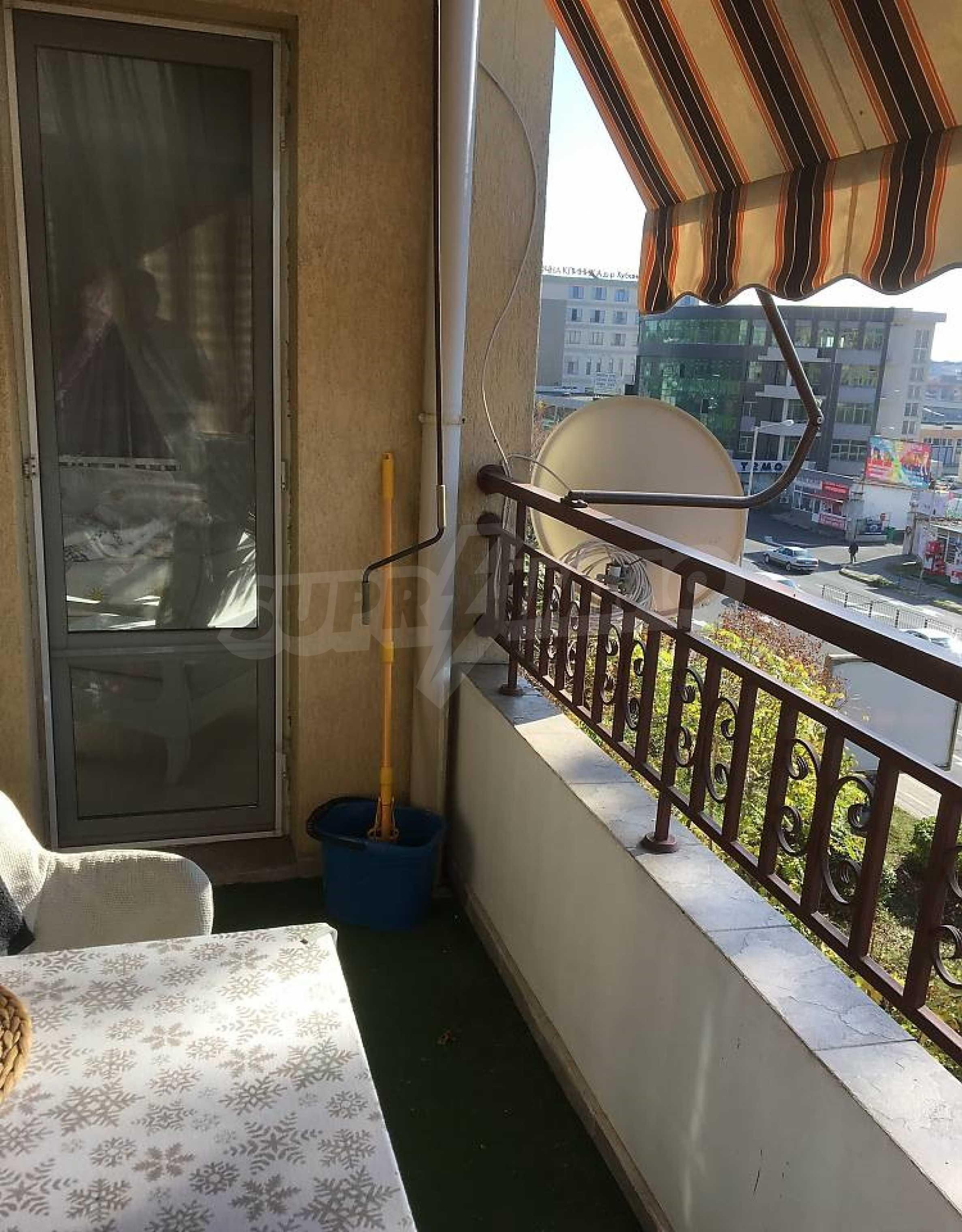 1-bedroom apartment in Burgas 10