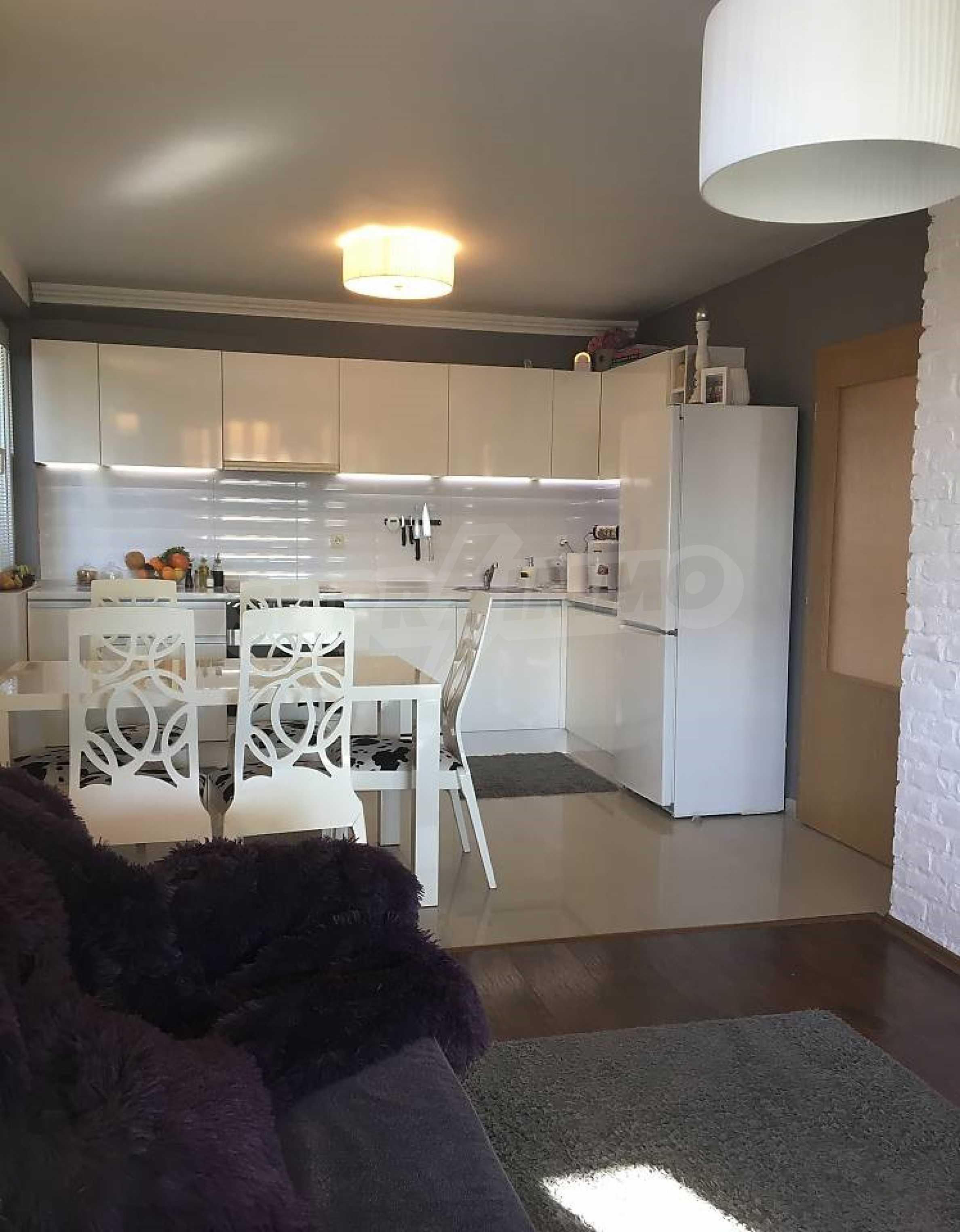 1-bedroom apartment in Burgas 1
