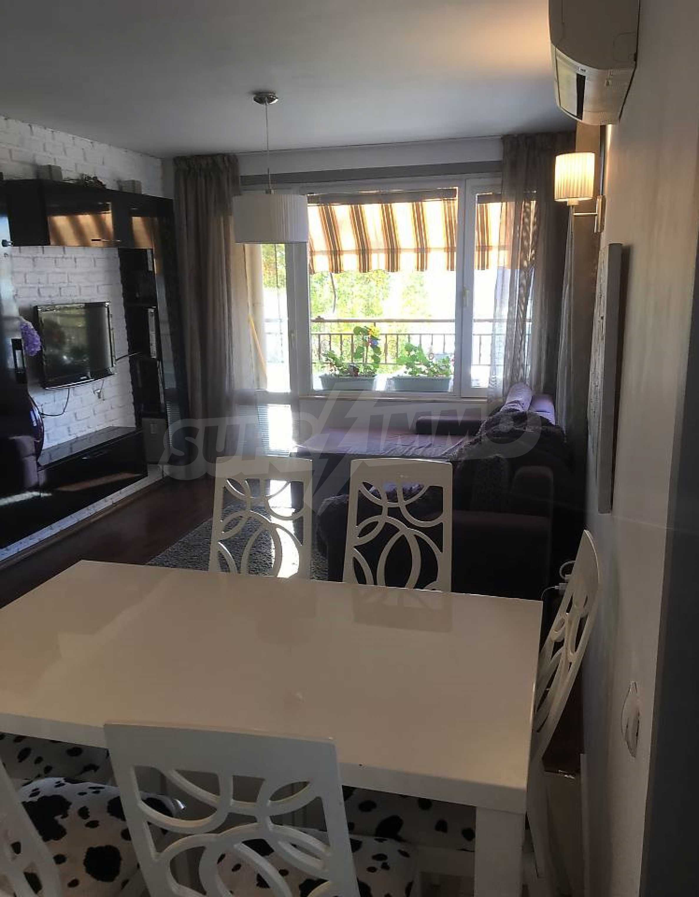 1-bedroom apartment in Burgas 3