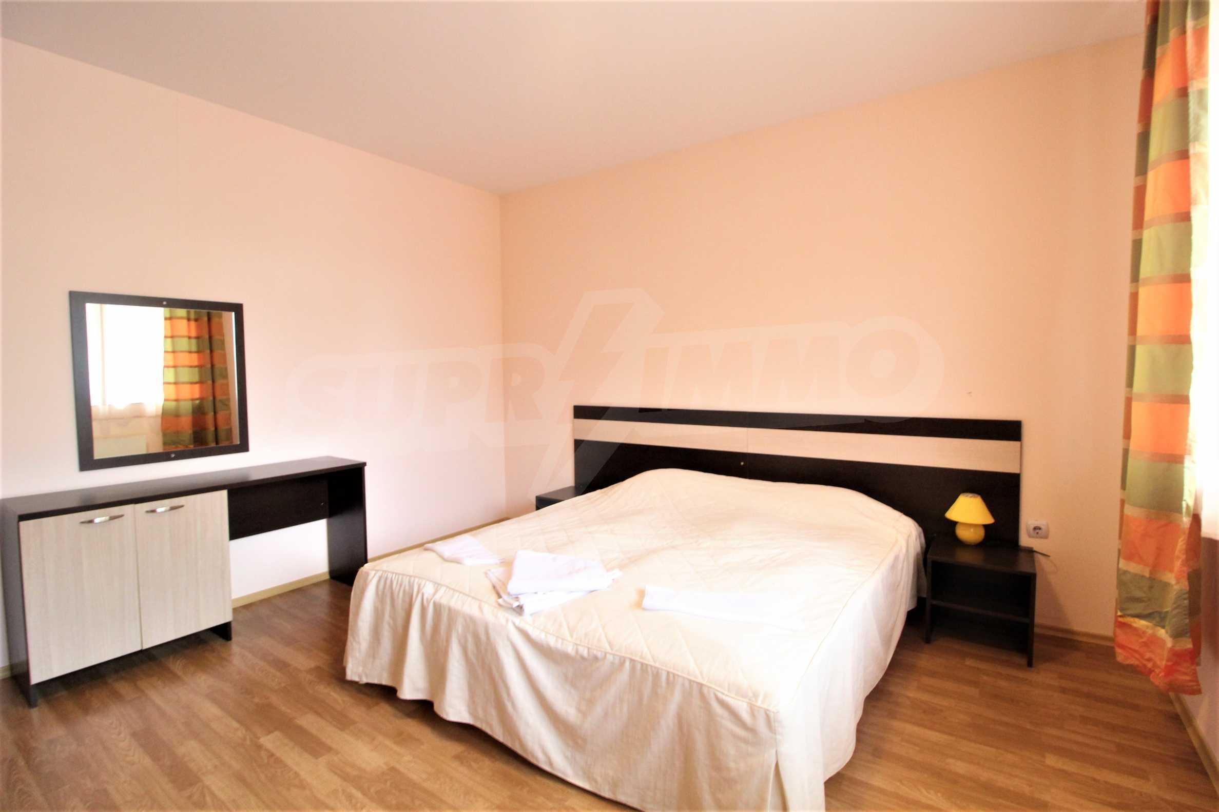 Обзаведен двустаен апартамент, разположен в близост до ски лифта в Банско 3