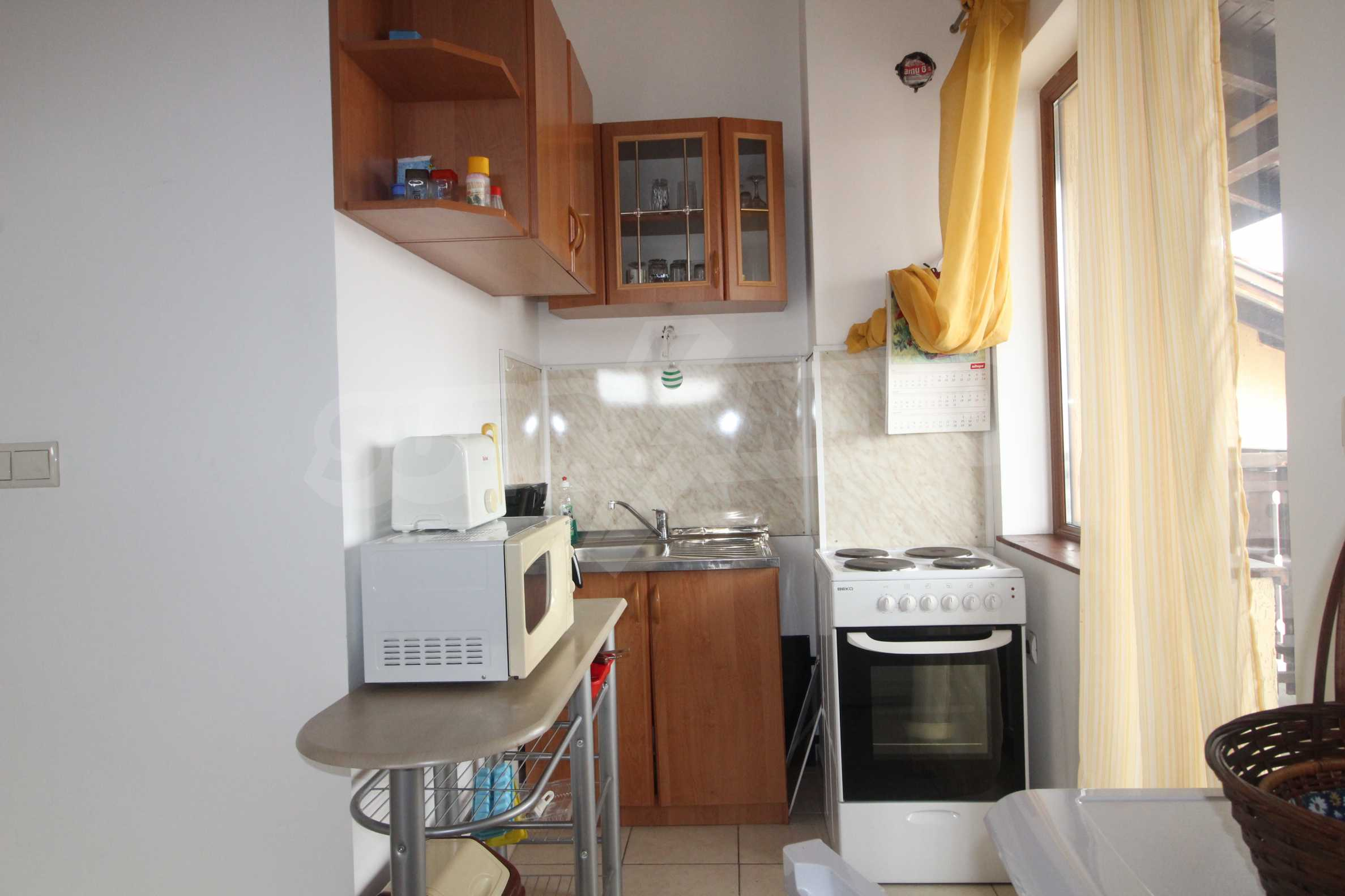 Обзаведено двустайно жилище в комплекс Топ Лодж в близост до ски лифта в Банско 12
