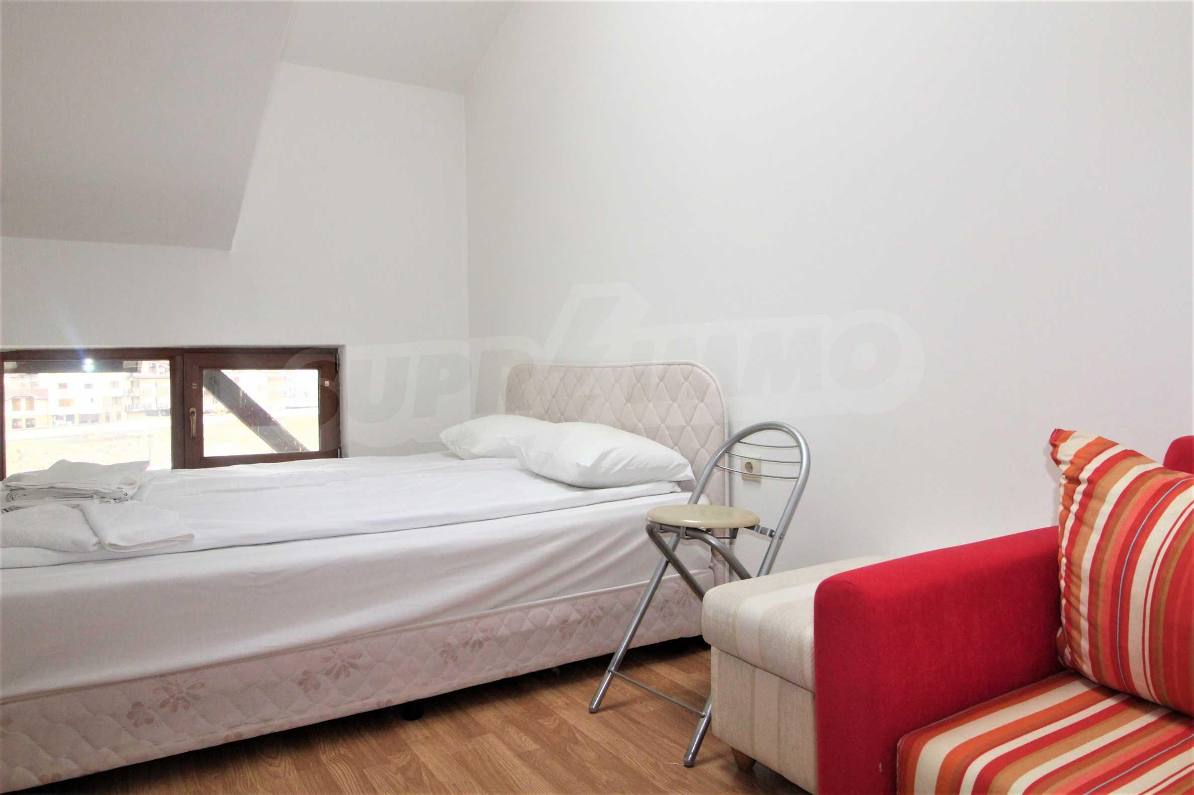 Обзаведено двустайно жилище в комплекс Топ Лодж в близост до ски лифта в Банско 13