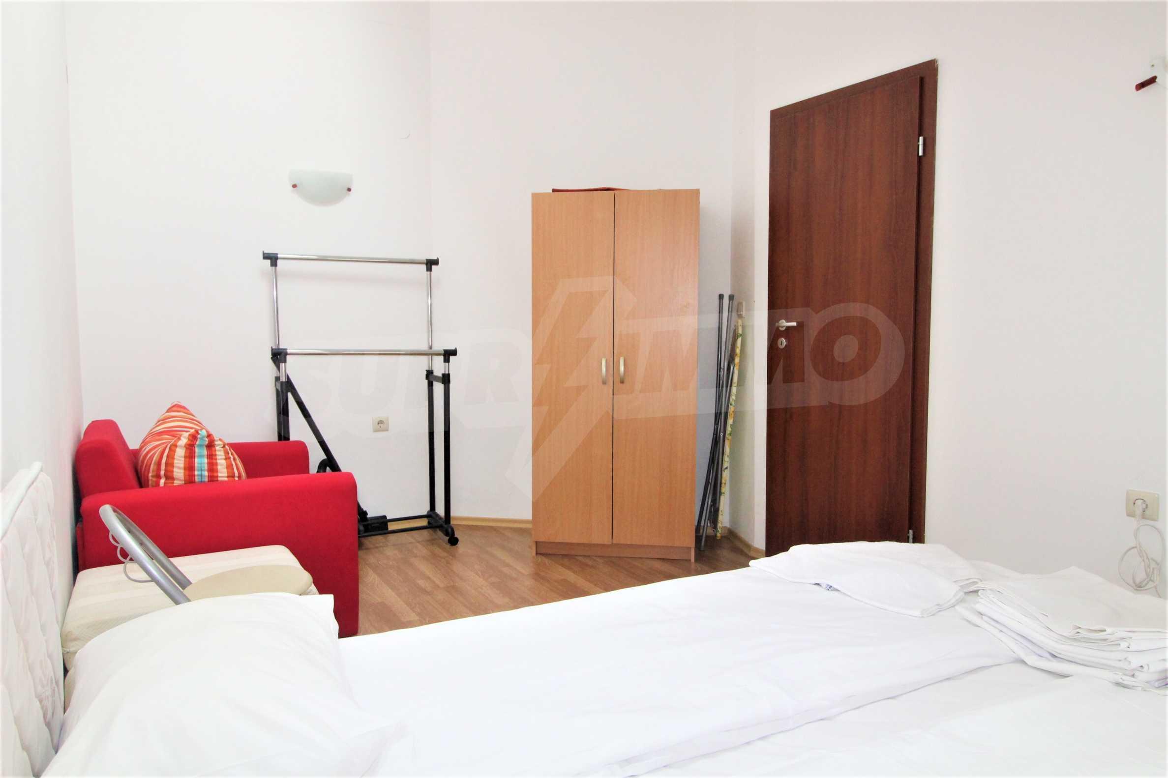 Обзаведено двустайно жилище в комплекс Топ Лодж в близост до ски лифта в Банско 14