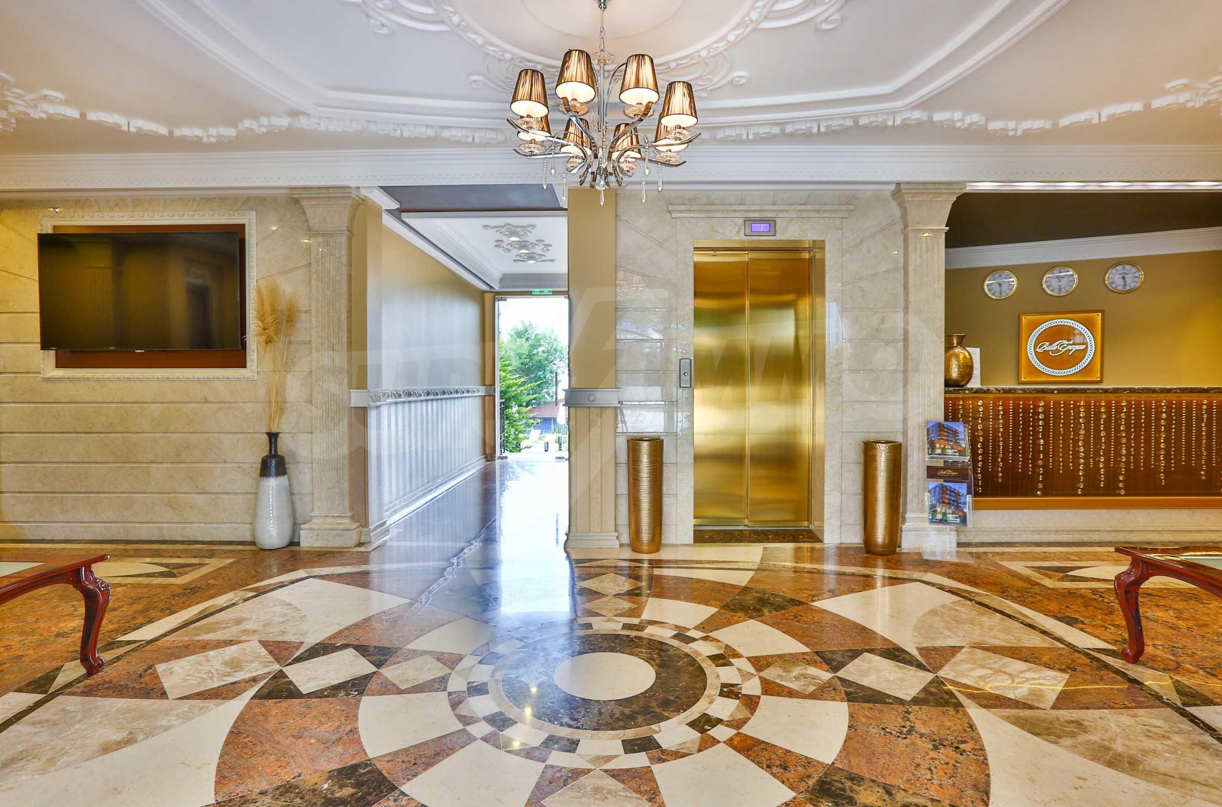 Нов апартамент в елитната резиденция в Лозенец - Belle Époque (ап. №C 103) 21