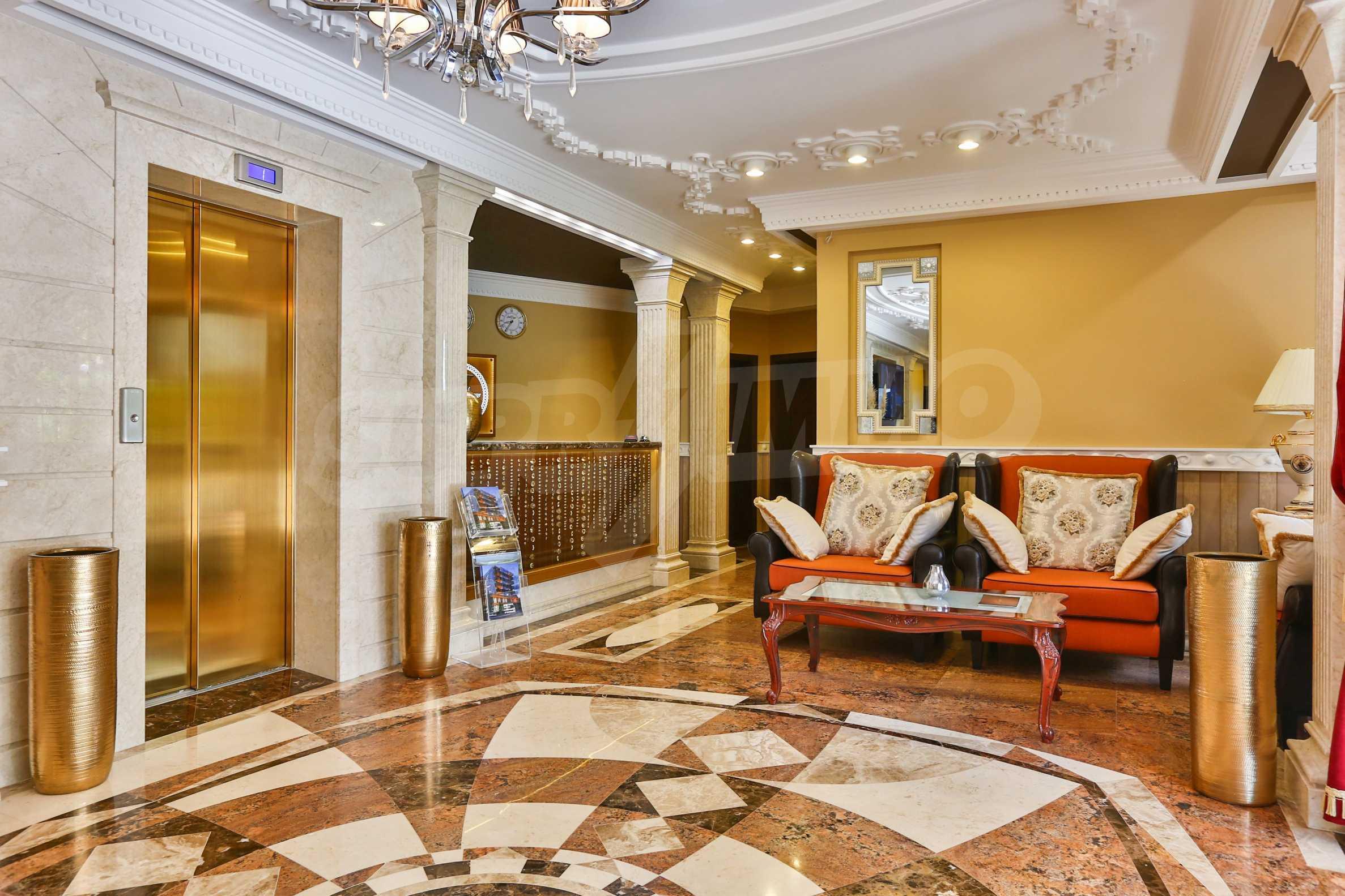 Нов апартамент в елитната резиденция в Лозенец - Belle Époque (ап. №C 103) 22