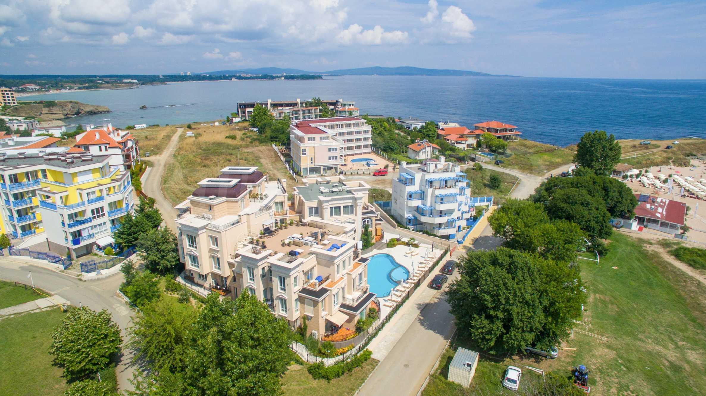 Нов апартамент в елитната резиденция в Лозенец - Belle Époque (ап. №C 103) 10