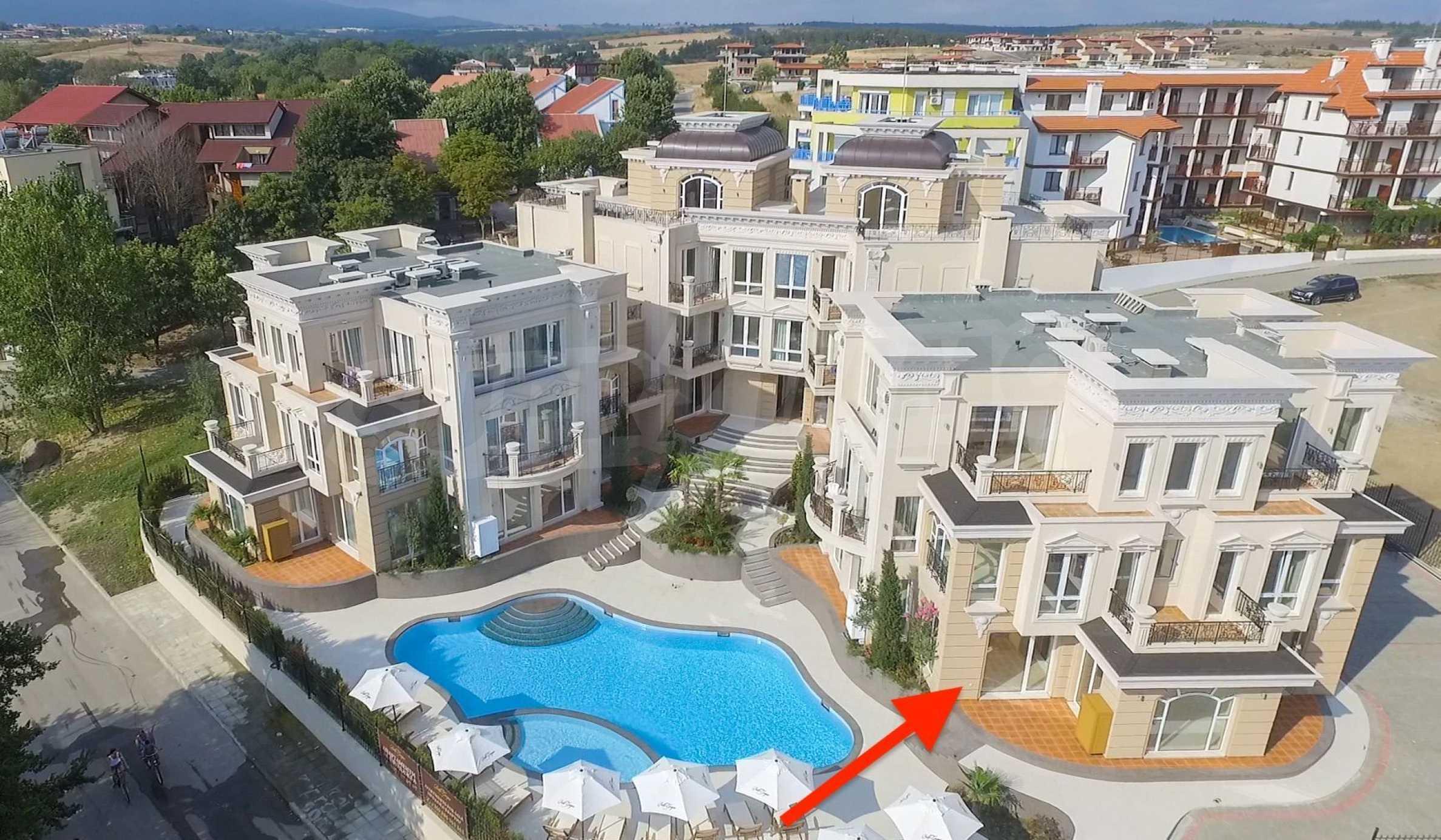 Нов апартамент в елитната резиденция в Лозенец - Belle Époque (ап. №C 103) 11