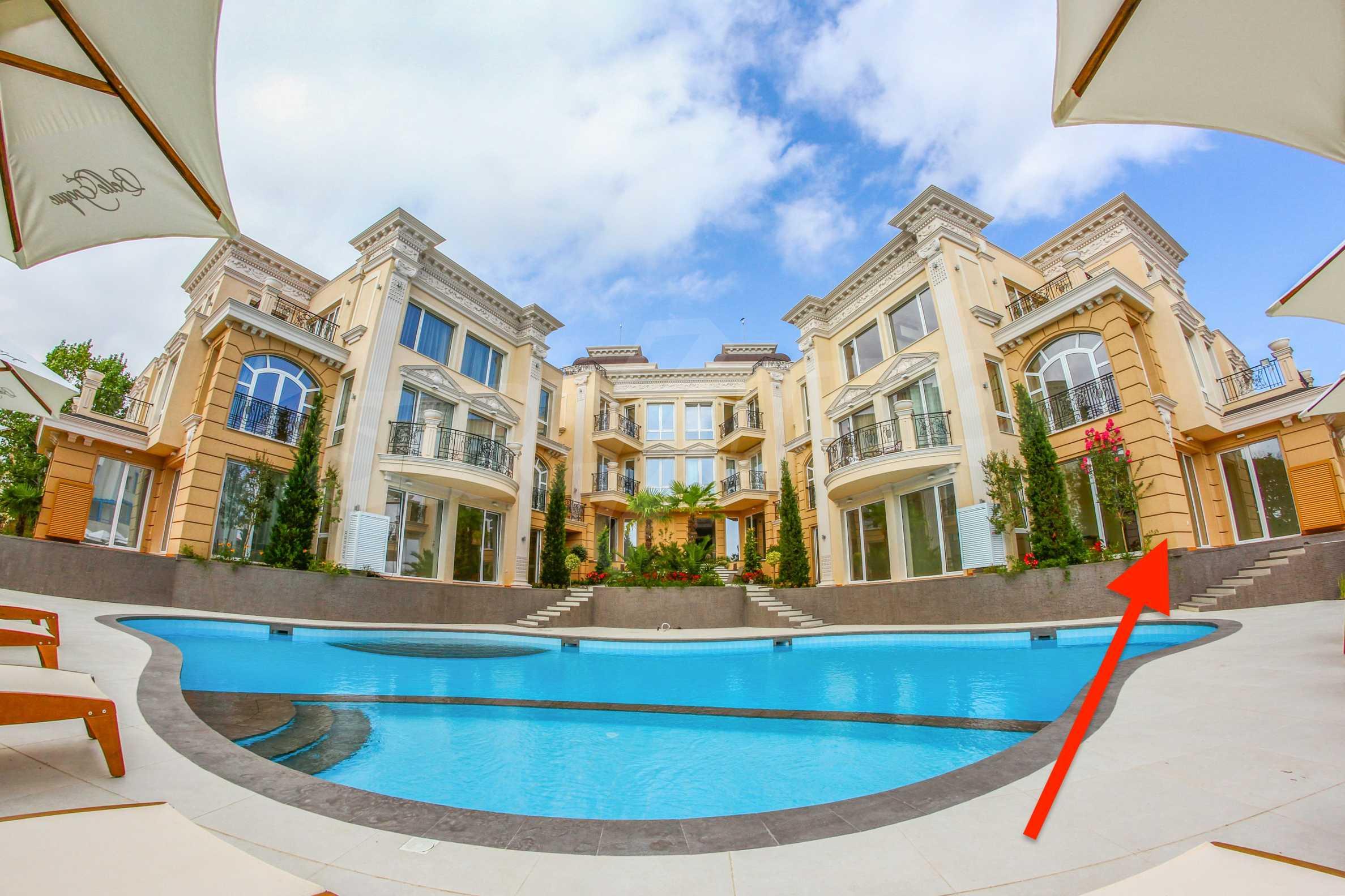 Нов апартамент в елитната резиденция в Лозенец - Belle Époque (ап. №C 103) 13