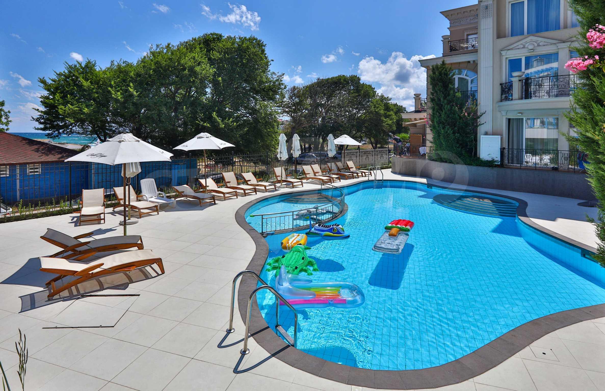 Нов апартамент в елитната резиденция в Лозенец - Belle Époque (ап. №C 103) 4
