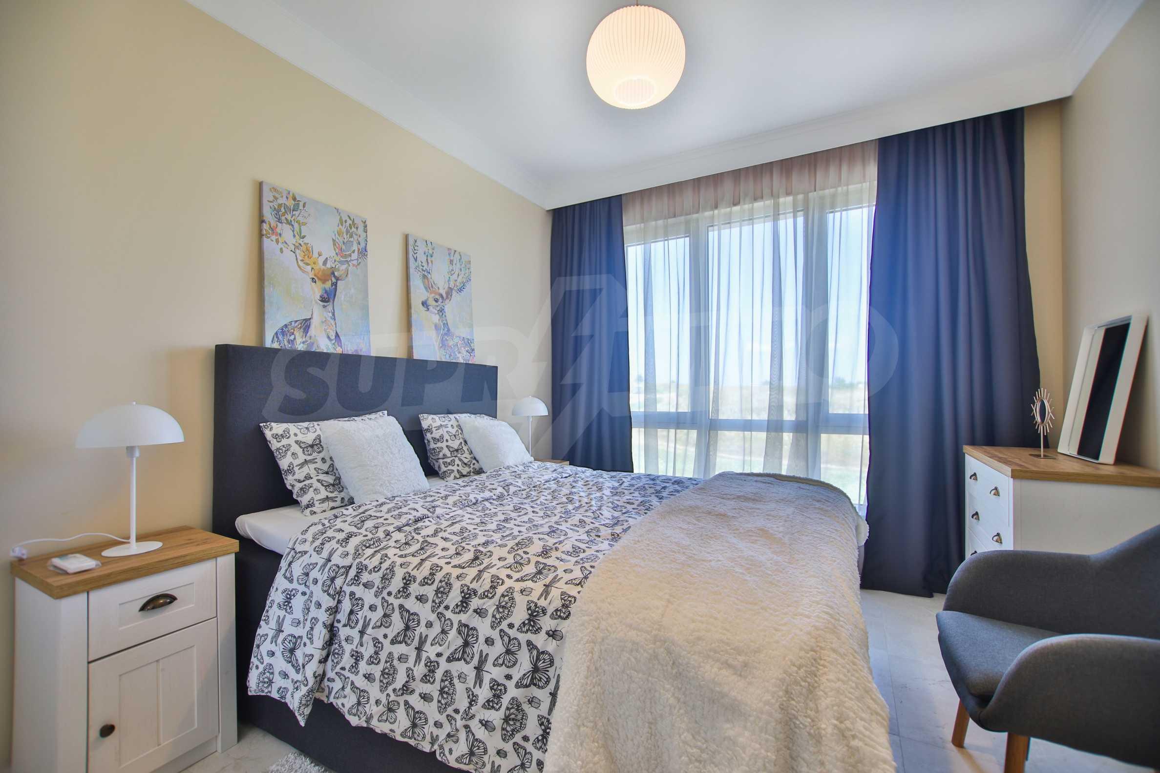 Първокласен двустаен апартамент в Belle Époque Beach Residence (ап. №A 206) 7