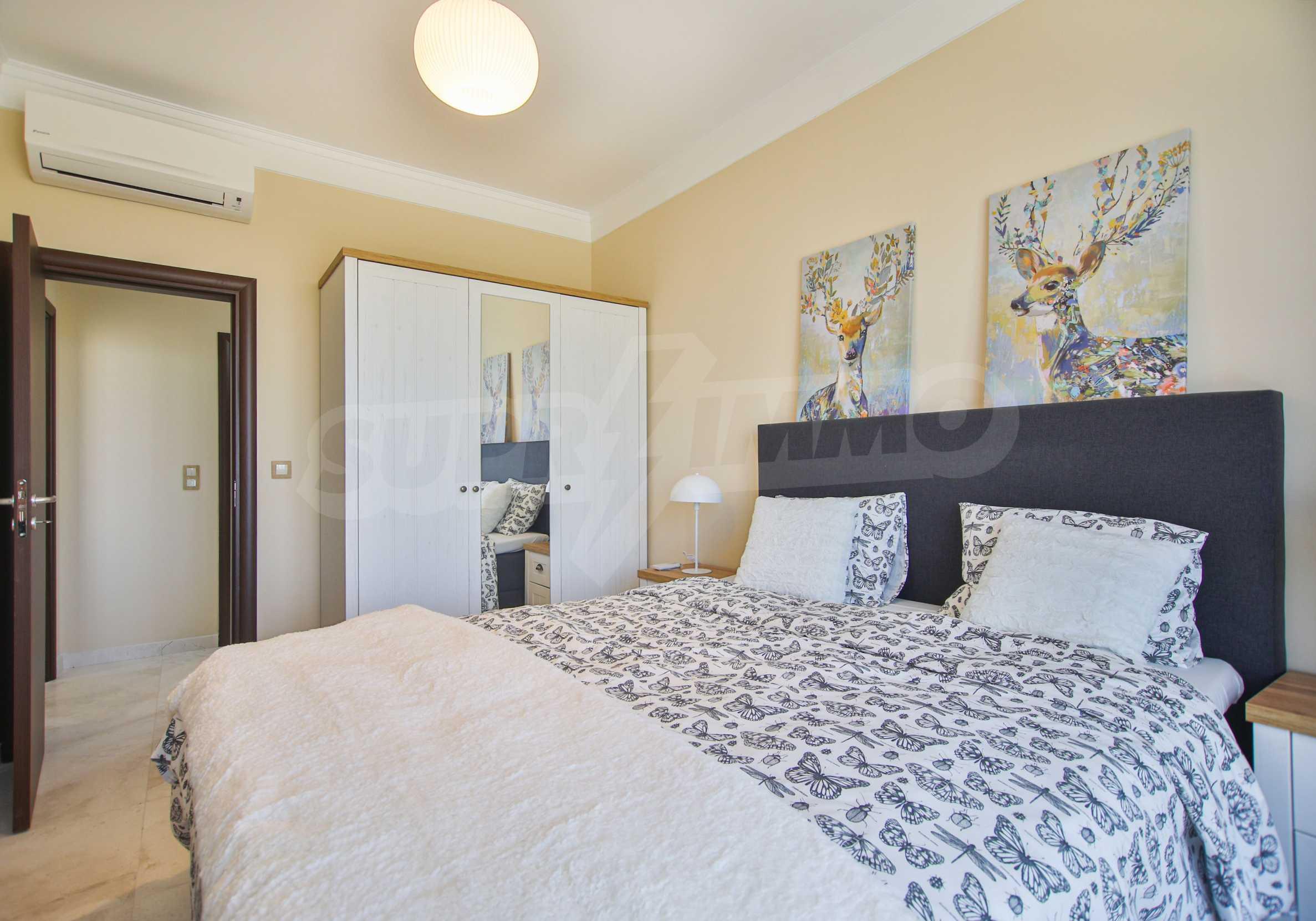 Първокласен двустаен апартамент в Belle Époque Beach Residence (ап. №A 206) 8