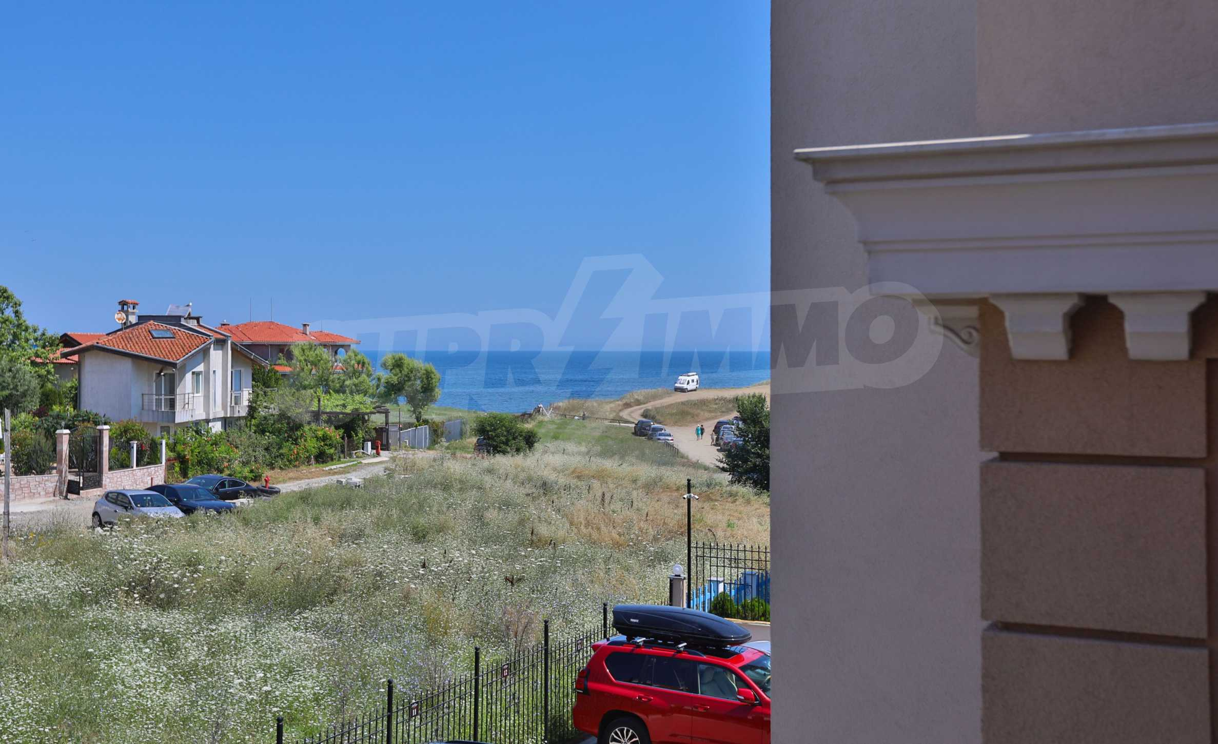 Първокласен двустаен апартамент в Belle Époque Beach Residence (ап. №A 206) 9