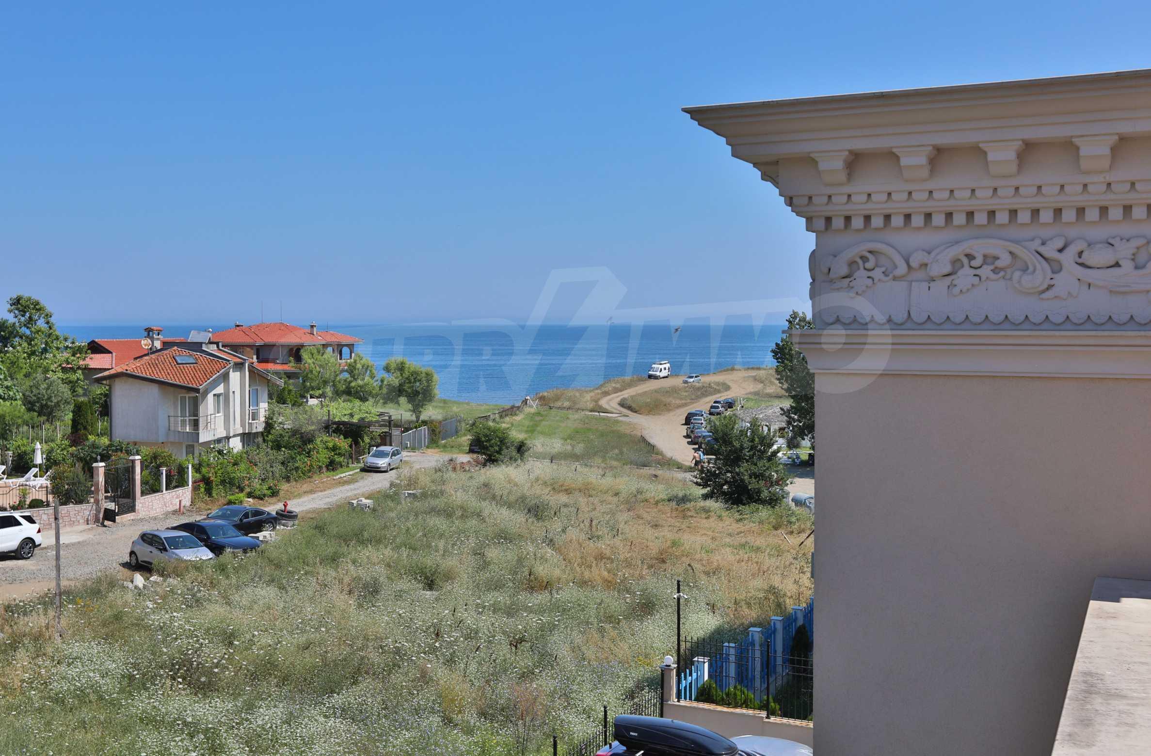 Двустаен апартамент в бутиковата резиденция до Централен плаж - Belle Époque (ап. №A 305) 20