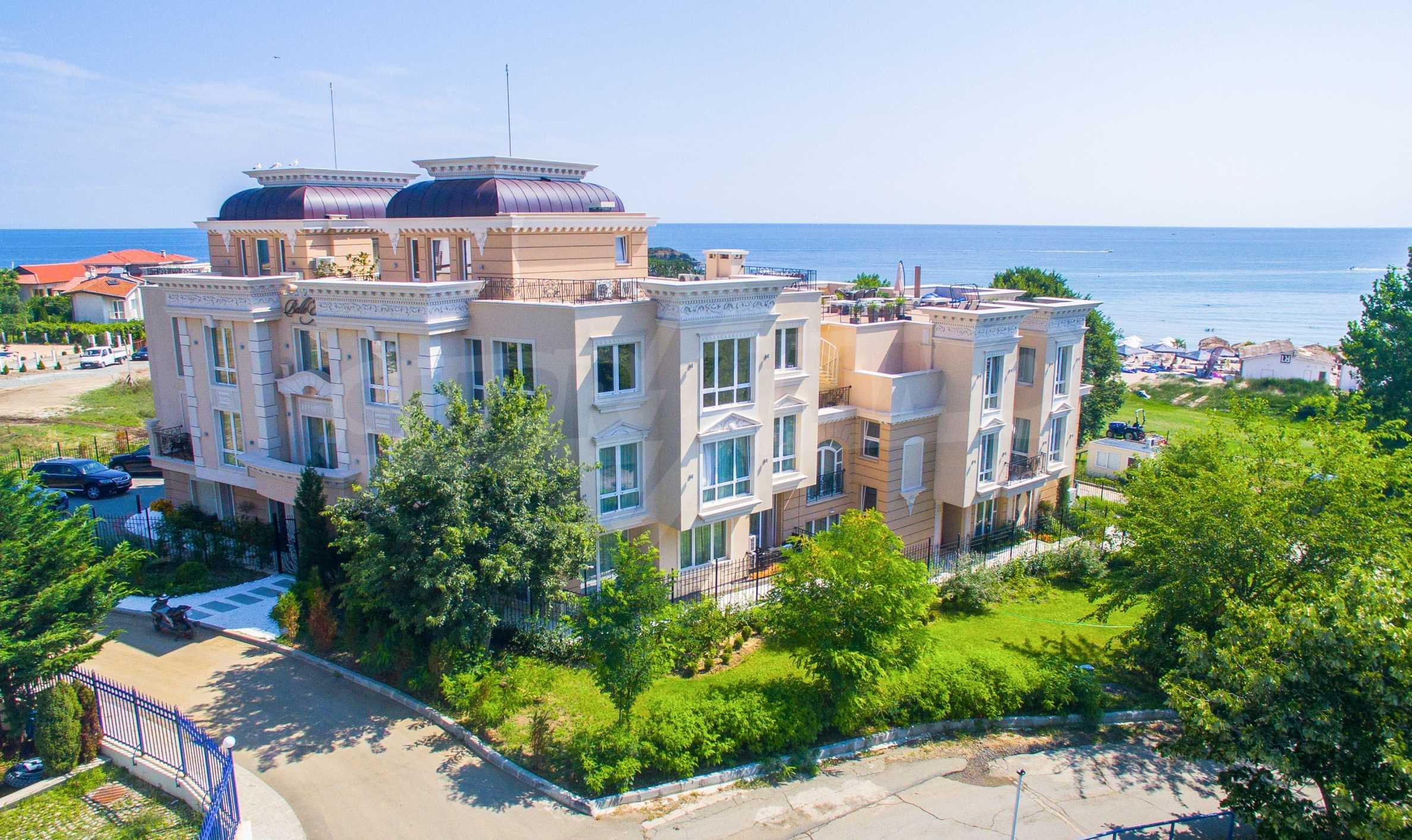 Двустаен апартамент в бутиковата резиденция до Централен плаж - Belle Époque (ап. №A 305) 22