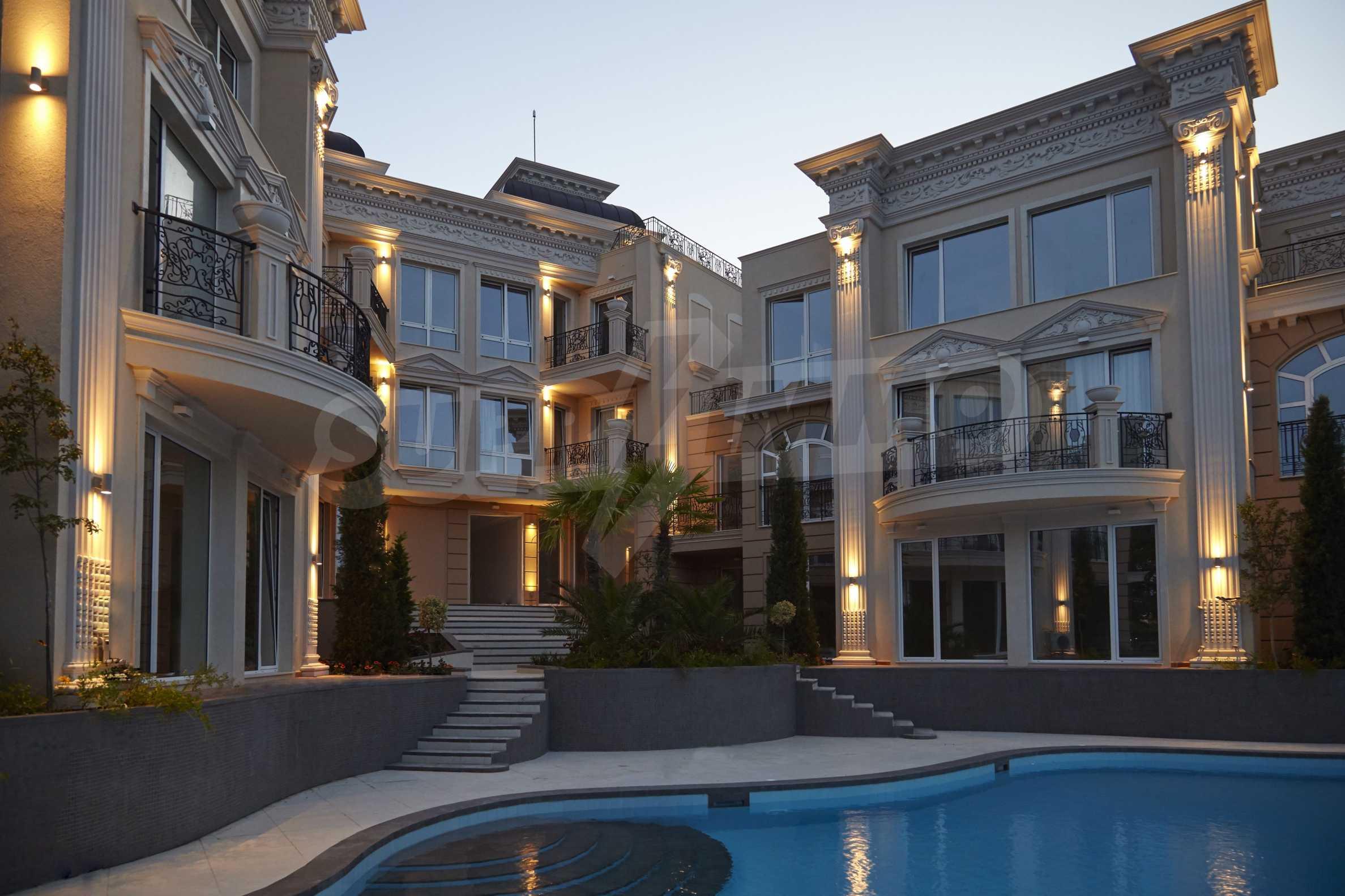 Двустаен апартамент в бутиковата резиденция до Централен плаж - Belle Époque (ап. №A 305) 30