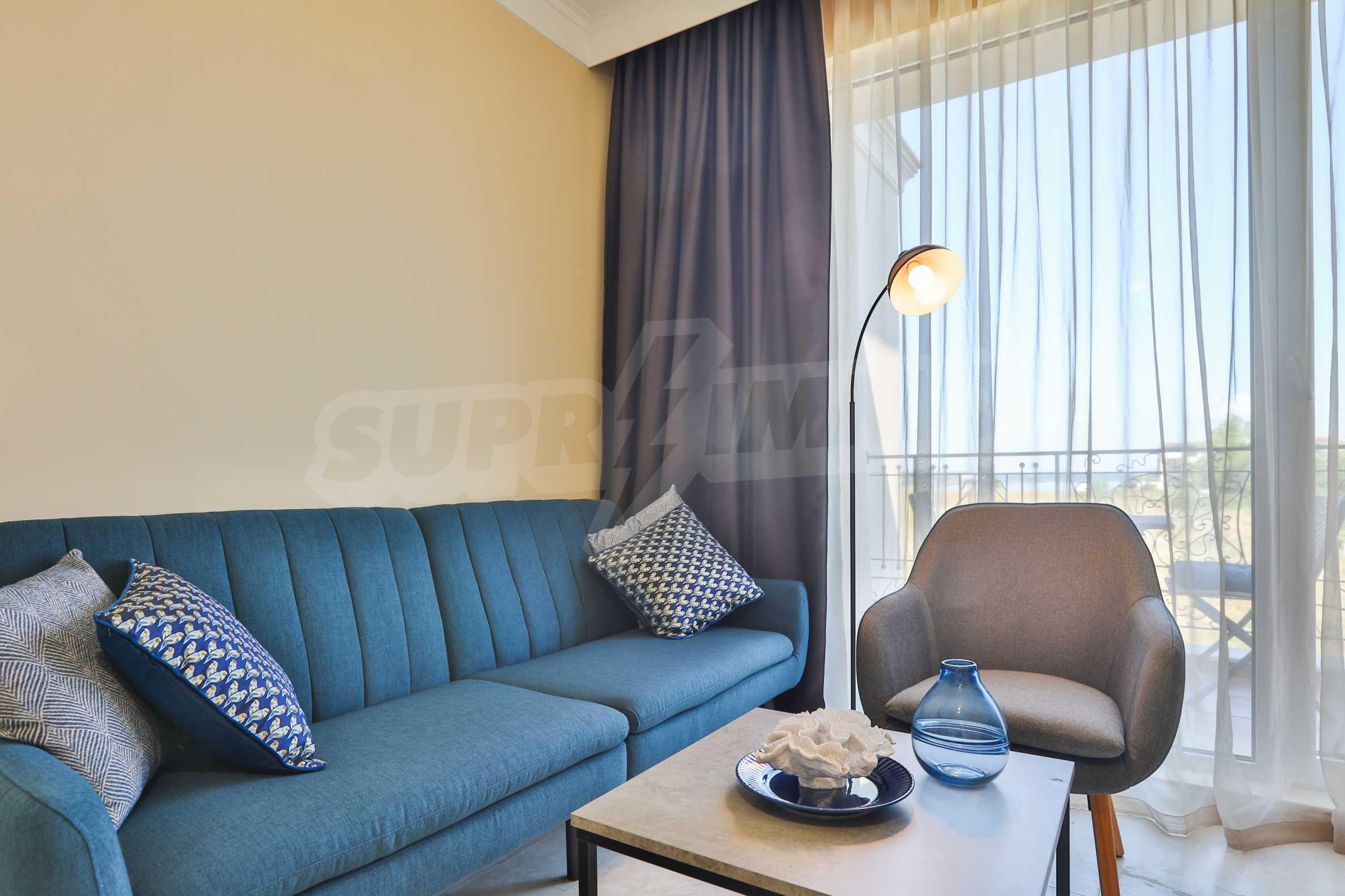 Двустаен апартамент в бутиковата резиденция до Централен плаж - Belle Époque (ап. №A 305) 3