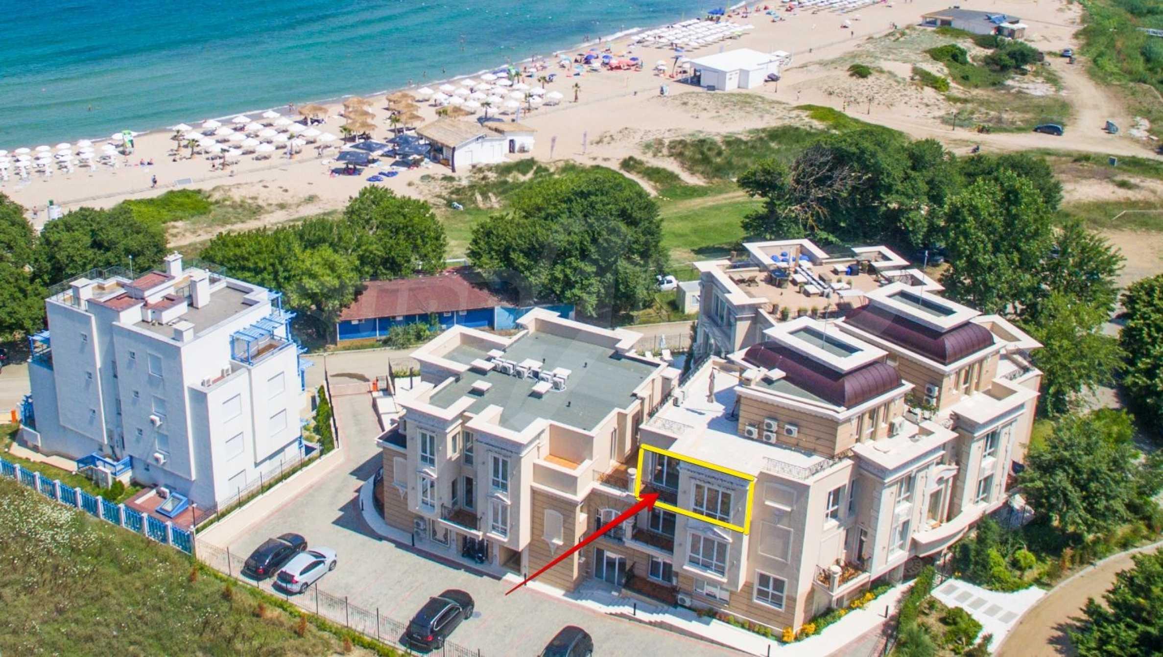 Двустаен апартамент в бутиковата резиденция до Централен плаж - Belle Époque (ап. №A 305) 18