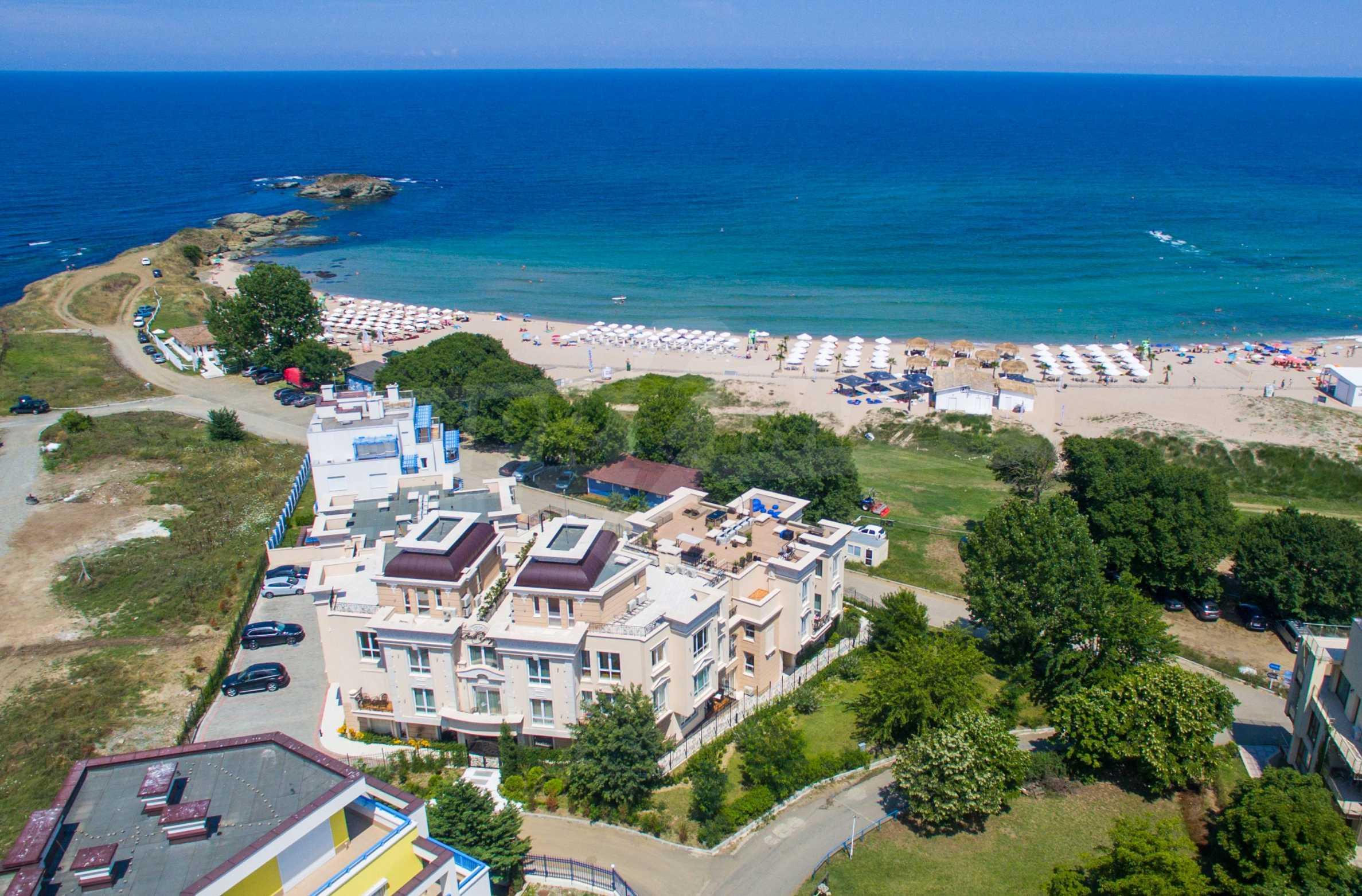 Двустаен апартамент в бутиковата резиденция до Централен плаж - Belle Époque (ап. №A 305) 32