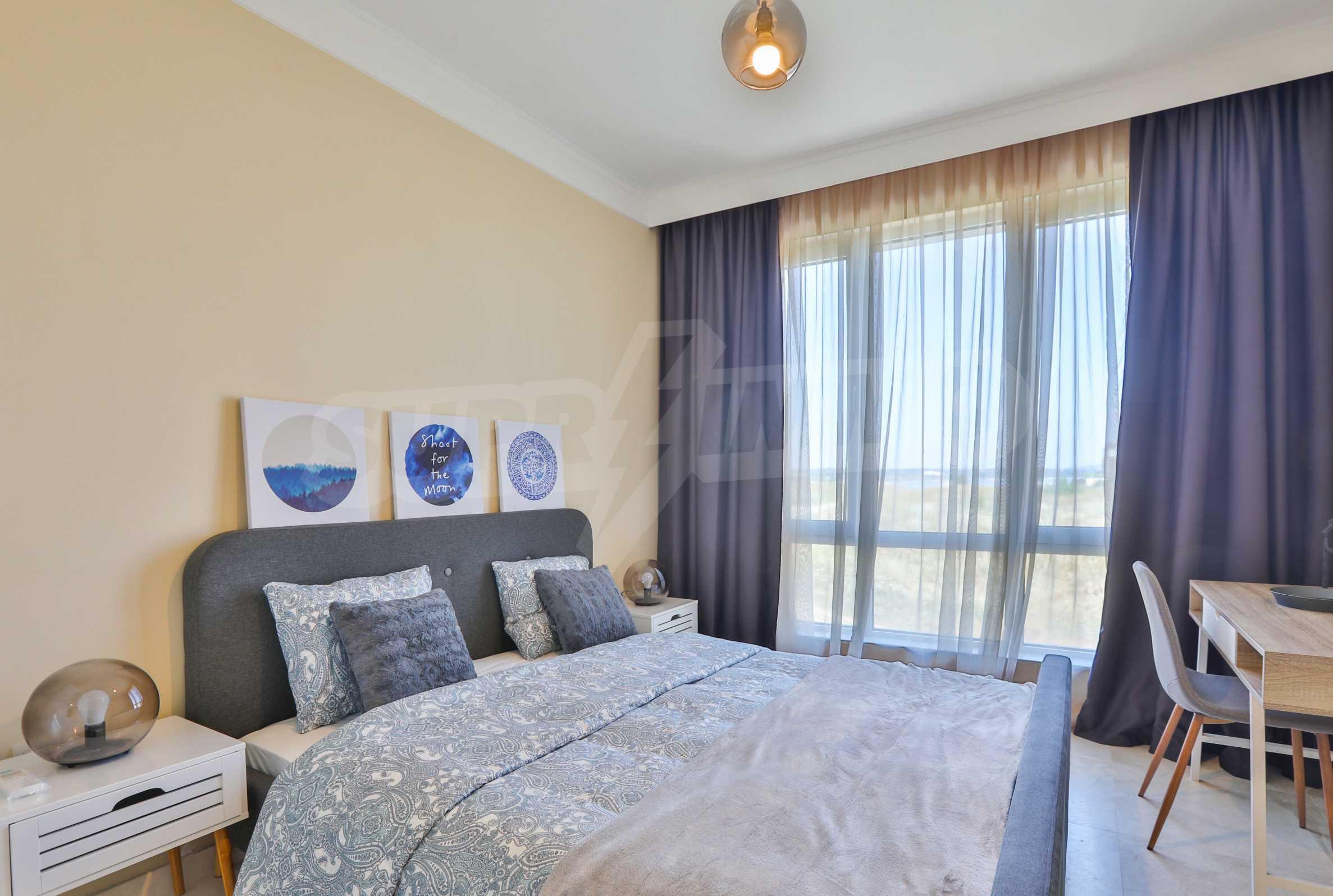 Двустаен апартамент в бутиковата резиденция до Централен плаж - Belle Époque (ап. №A 305) 6