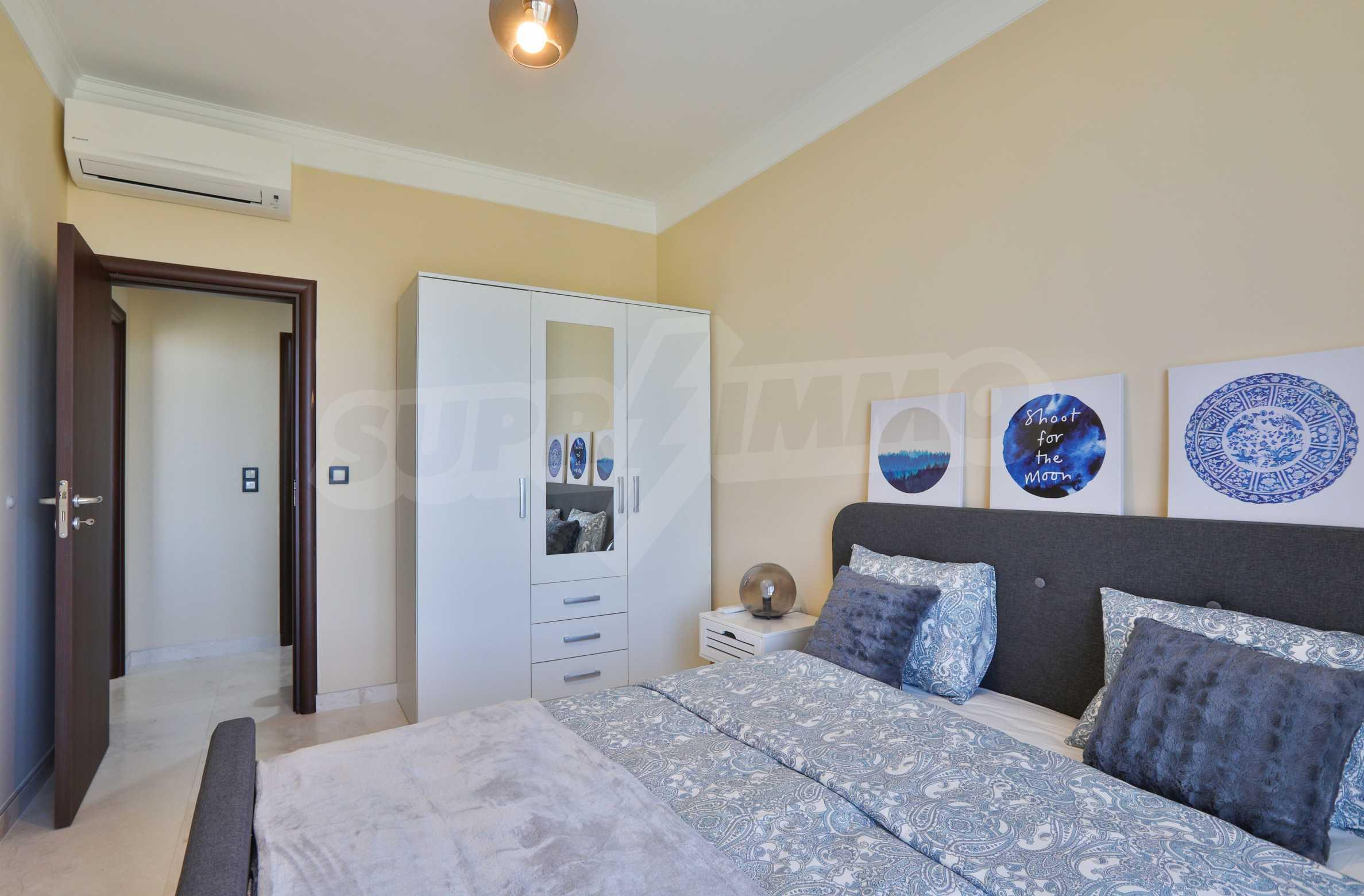 Двустаен апартамент в бутиковата резиденция до Централен плаж - Belle Époque (ап. №A 305) 7